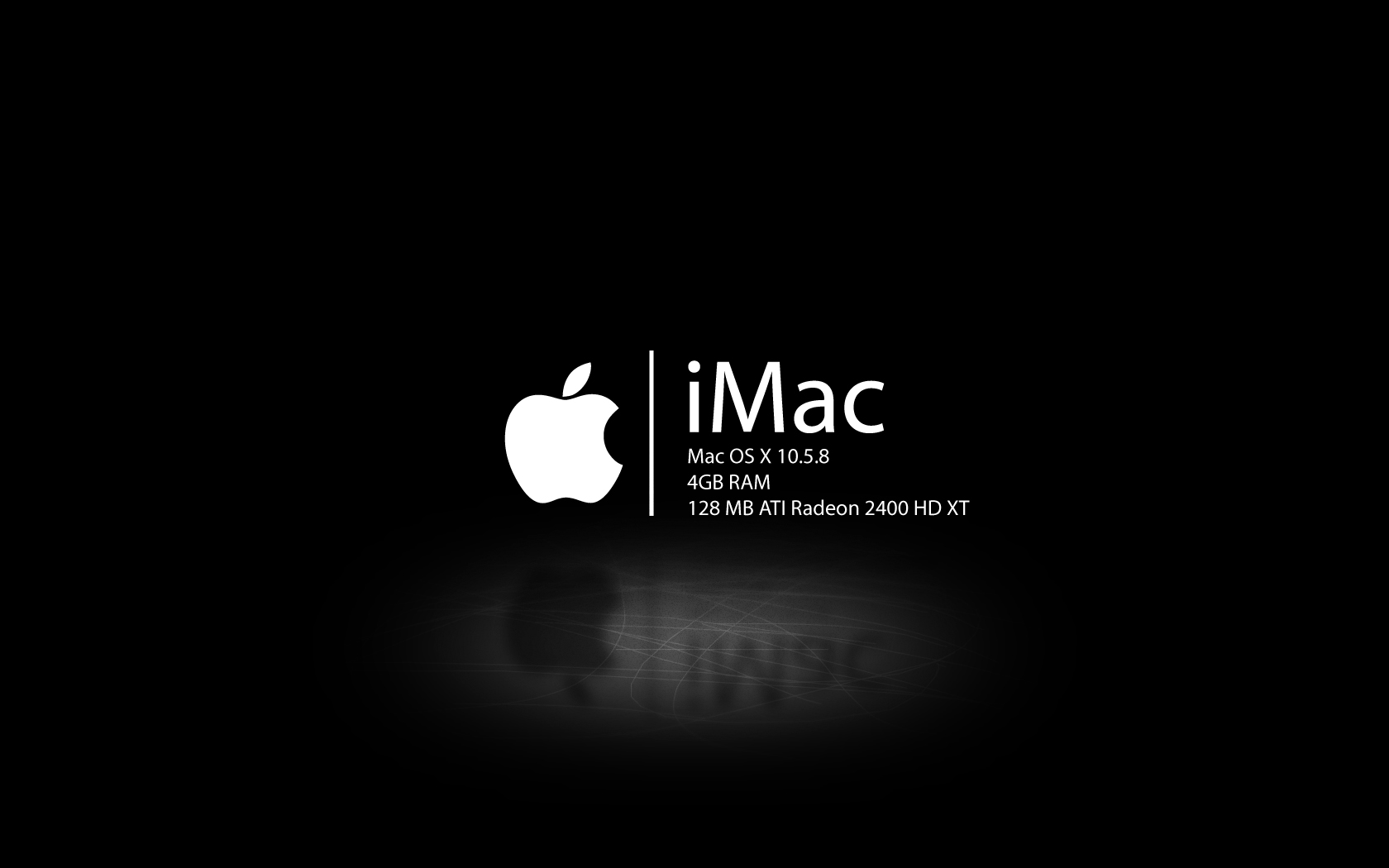 Cool iMac Wallpaper