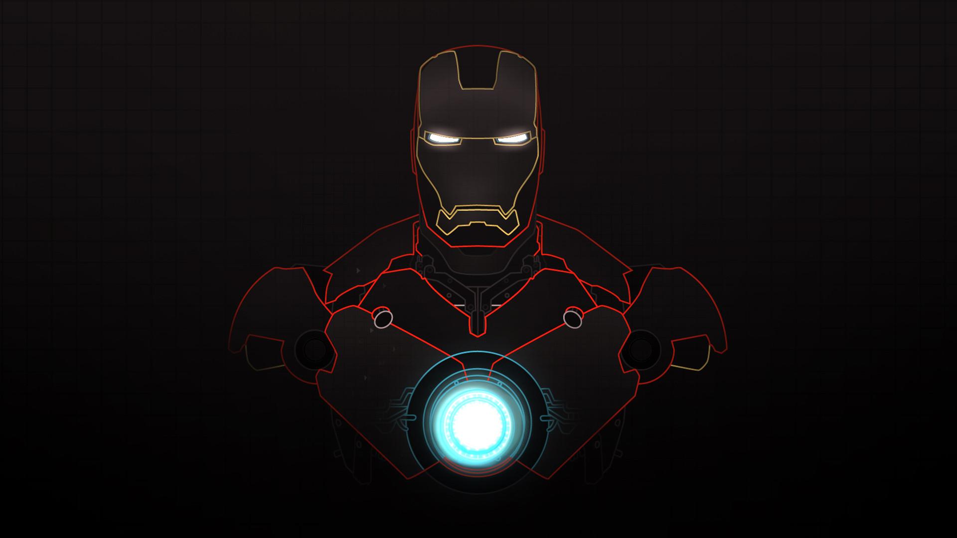 Cool Iron Man Wallpaper 6794
