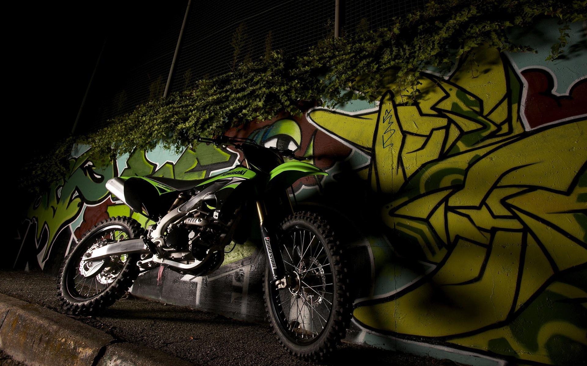 kawasaki motorcycle high definition wallpapers cool desktop background photographs widescreen