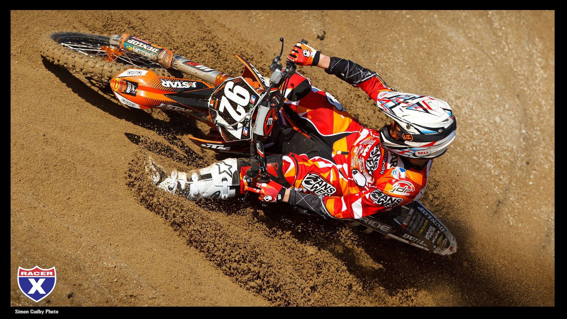 KTM Motocross Offroad Wallpaper HD 817
