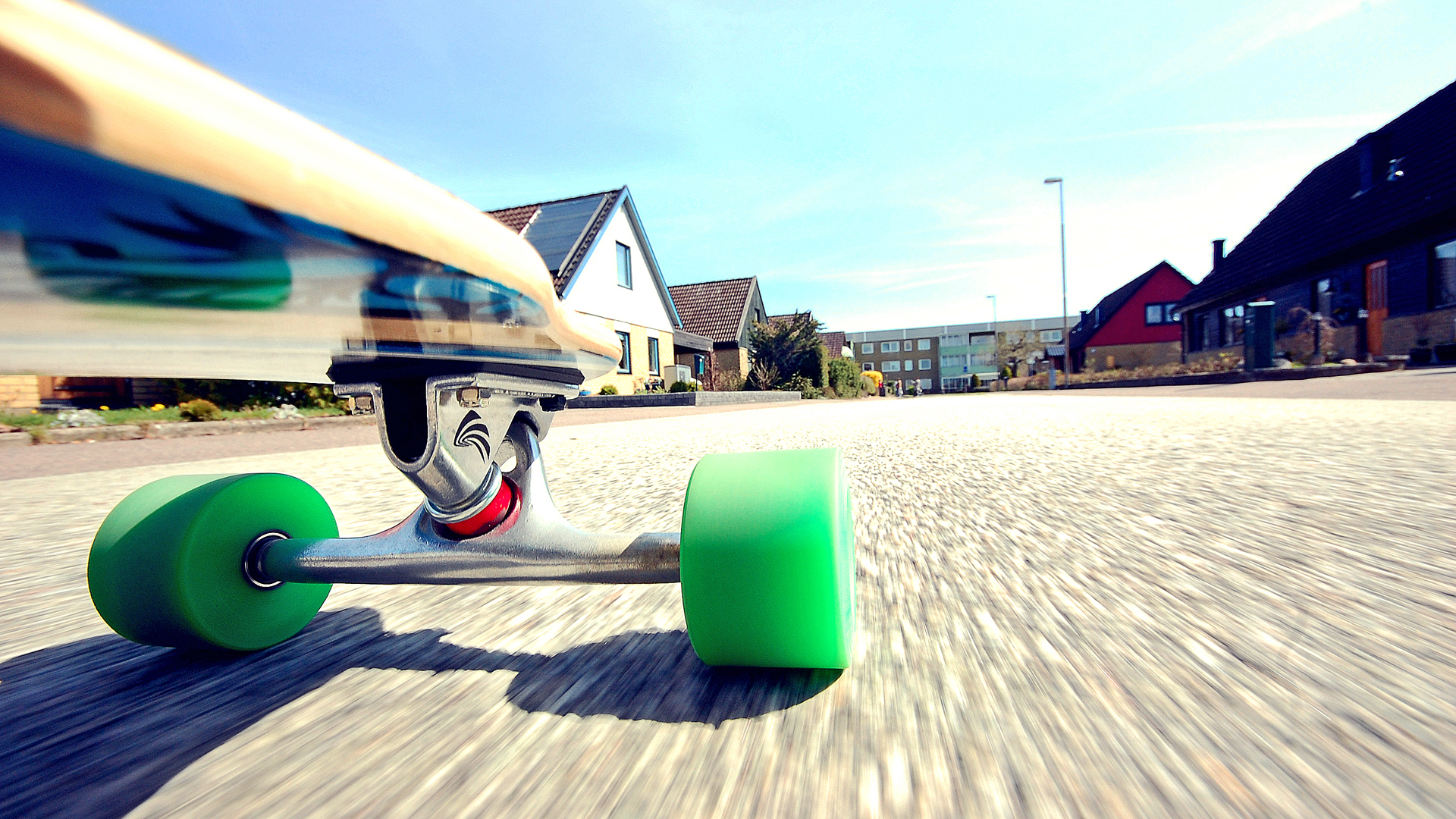 Cool Longboard Wallpaper