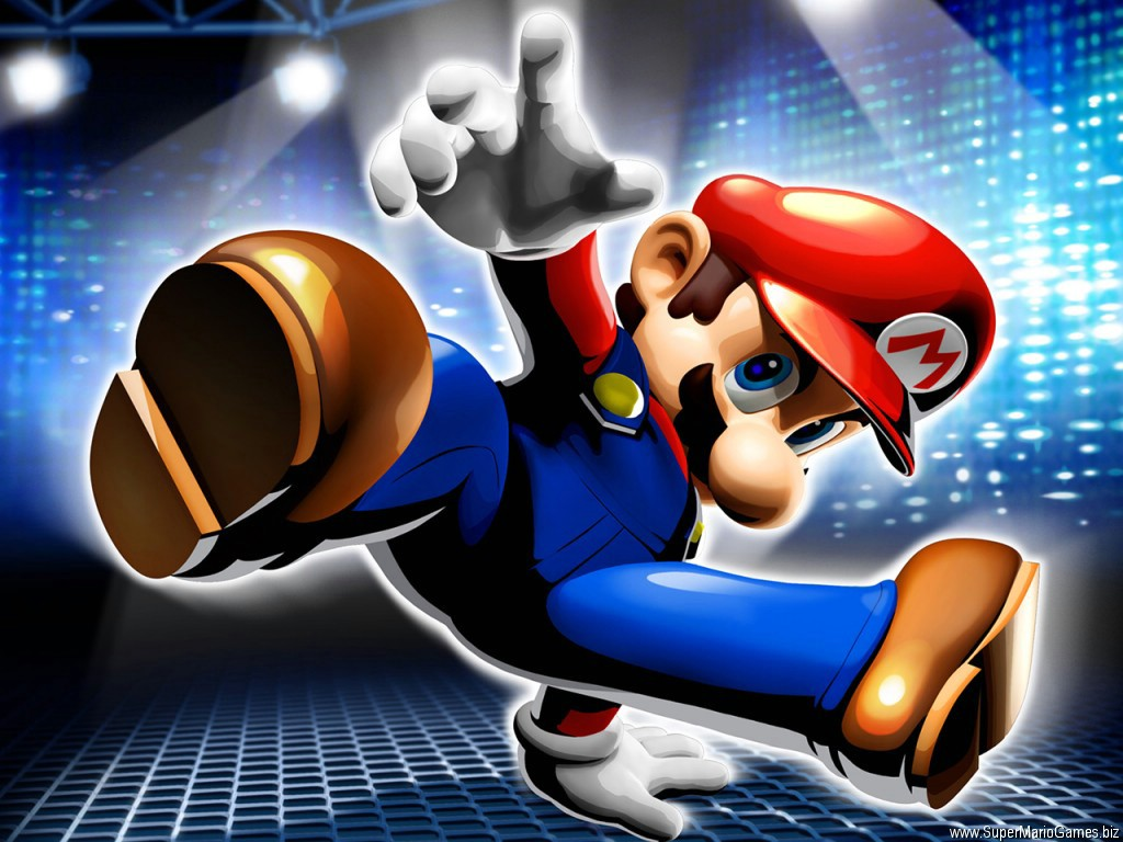 Cool Mario Wallpaper