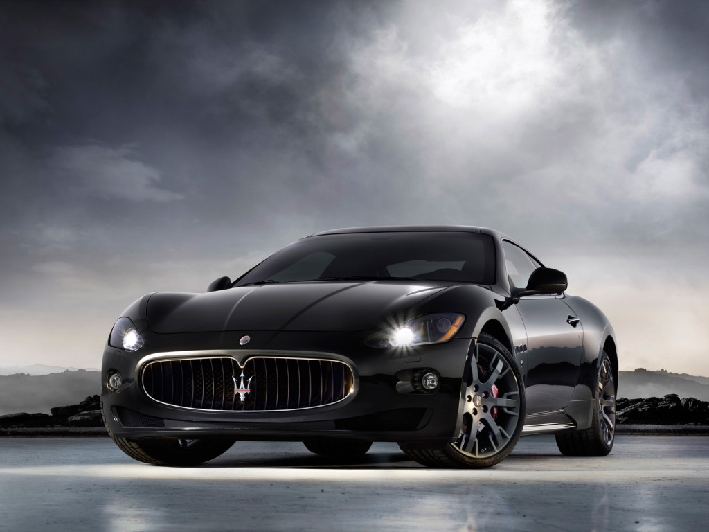 Cool Maserati Wallpaper