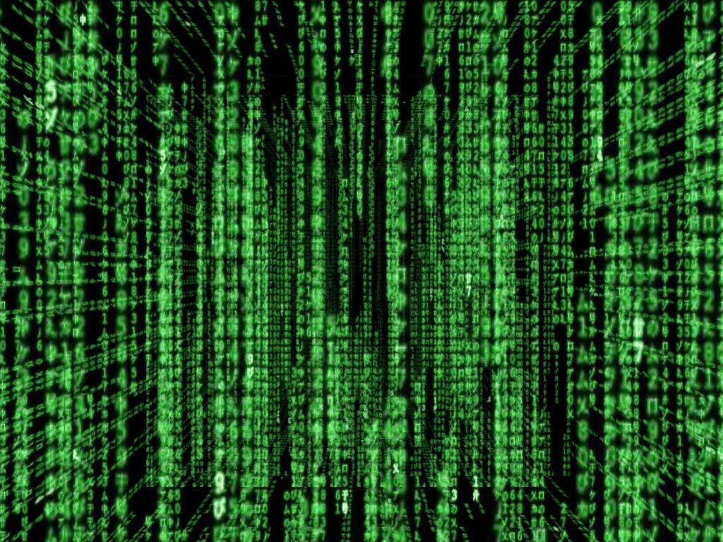 Cool Matrix Wallpaper