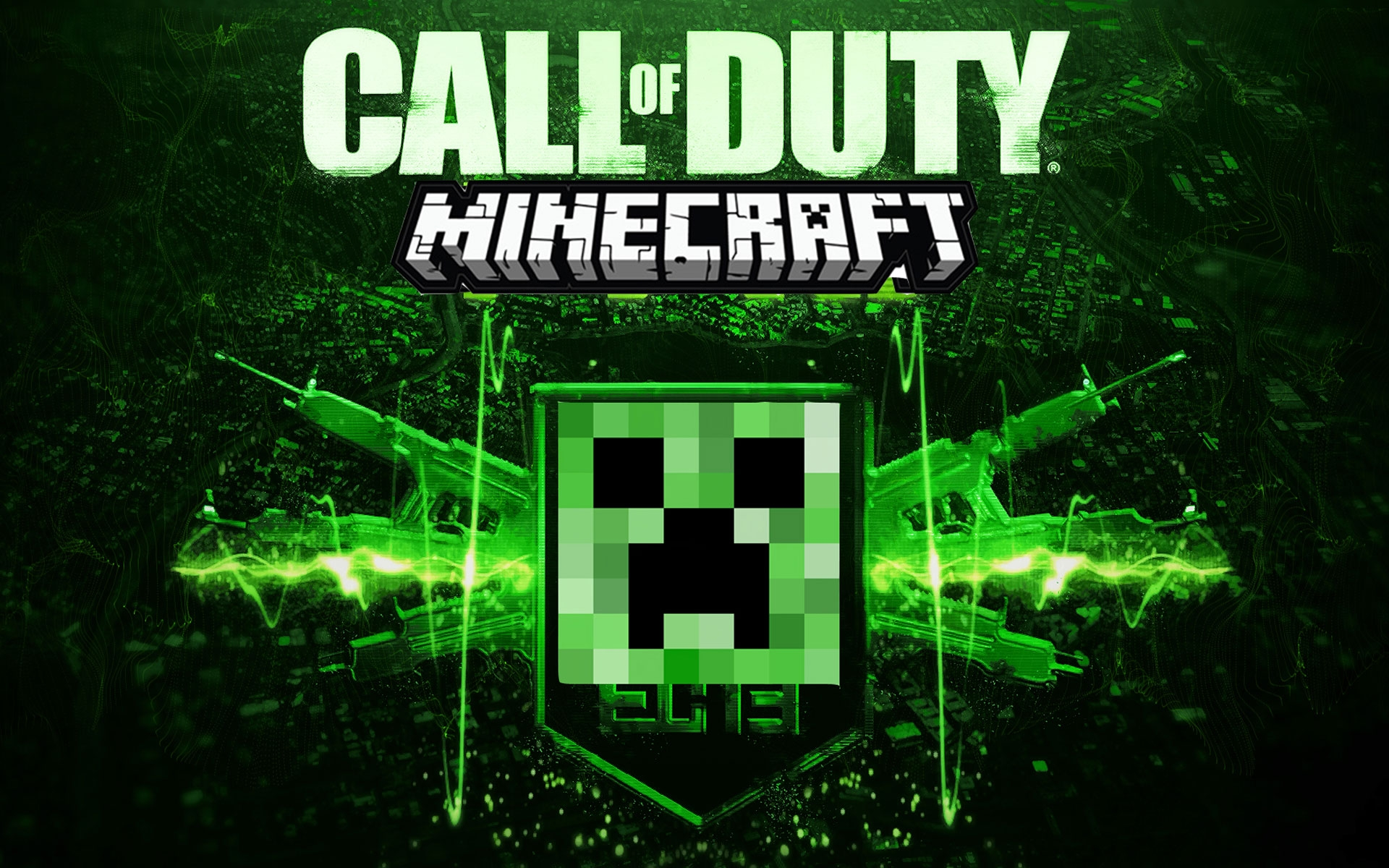 Cool Minecraft Wallpaper