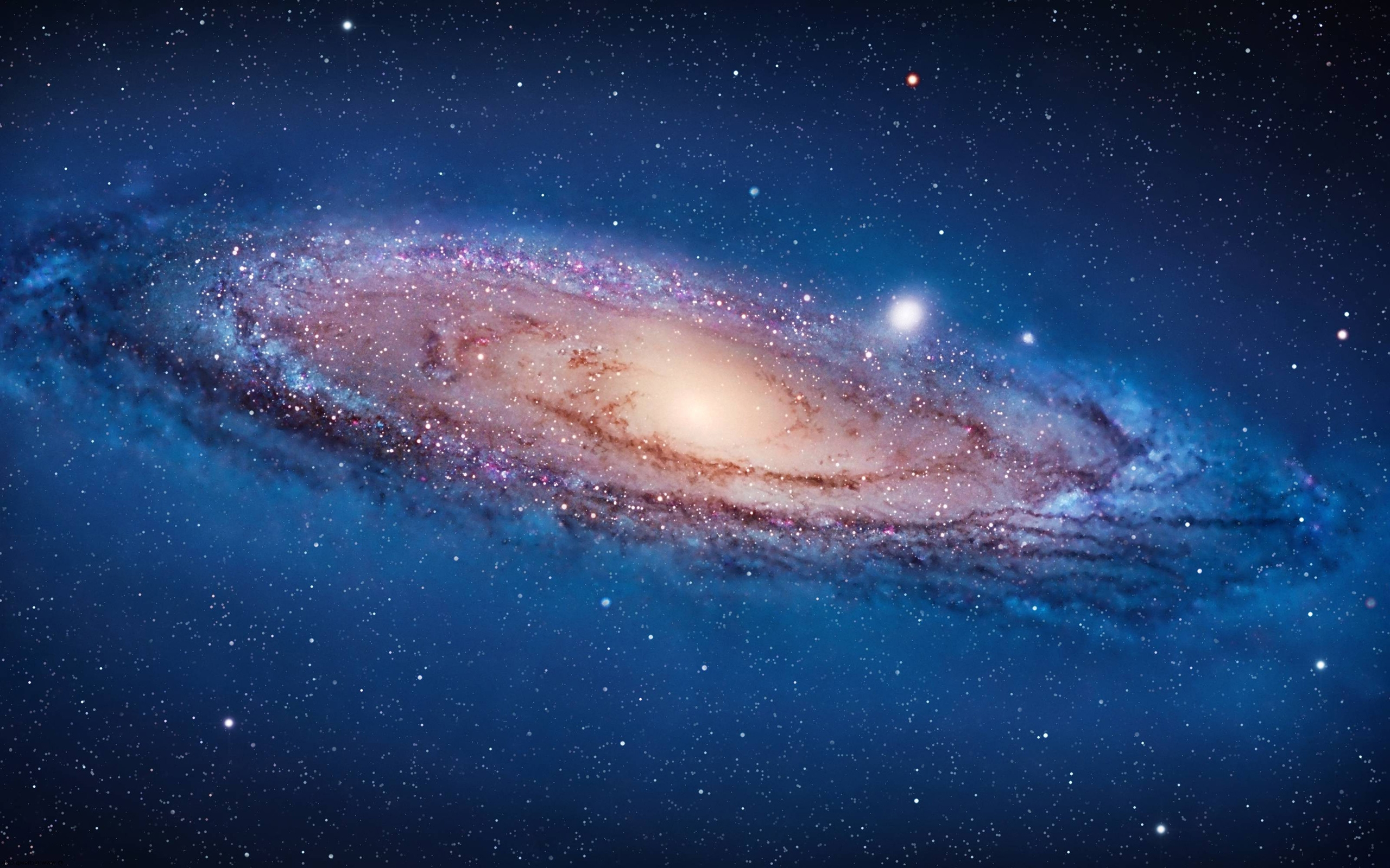 Cool Galaxy Mac Osx Wallpapers
