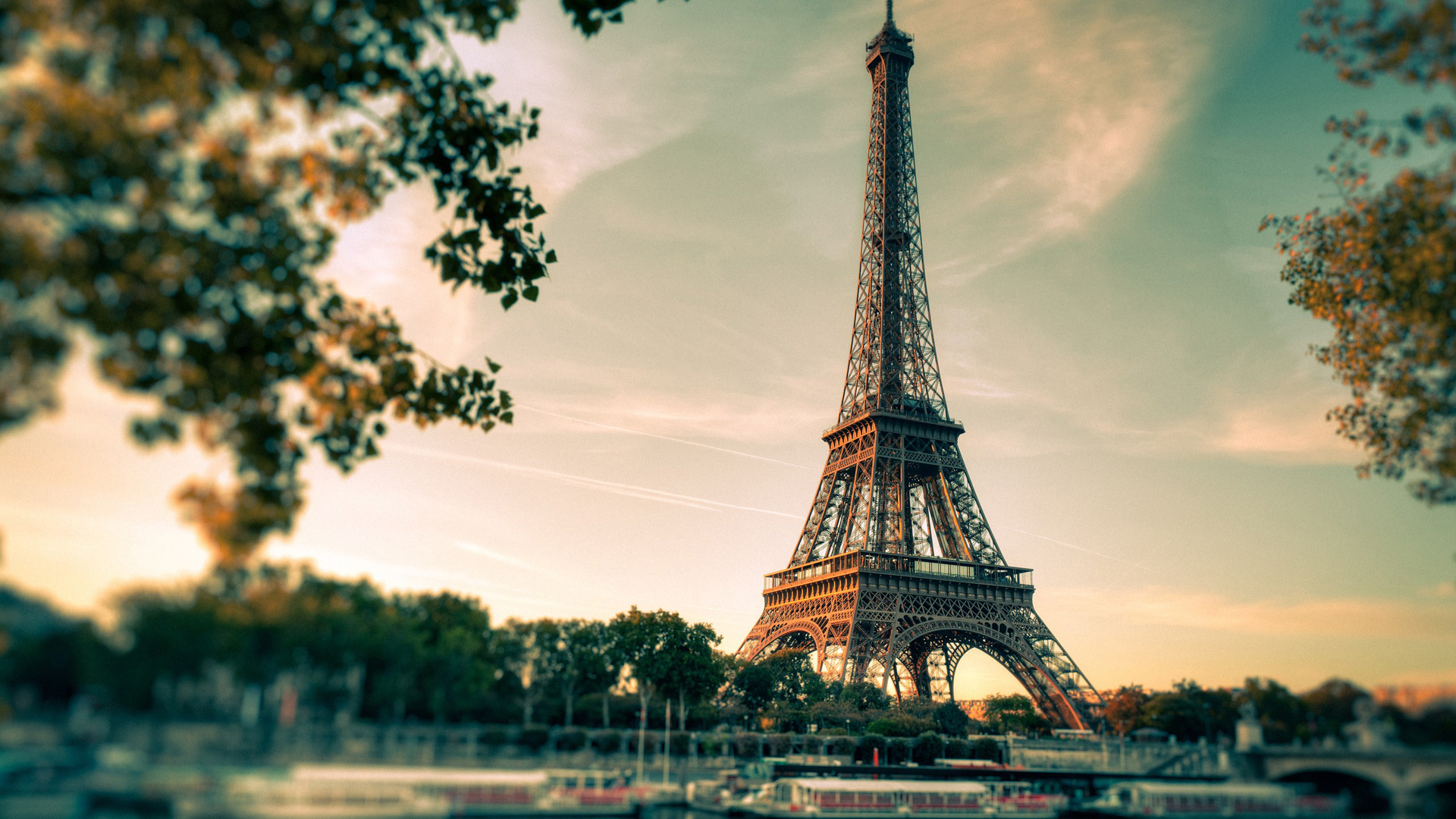 Cool Paris Wallpaper