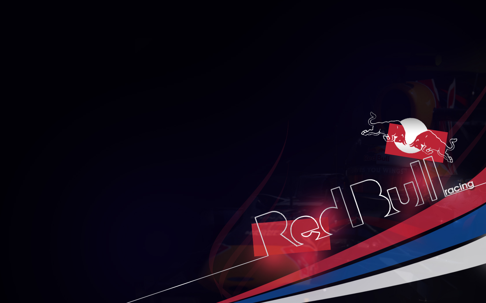 Cool Red Bull Wallpaper