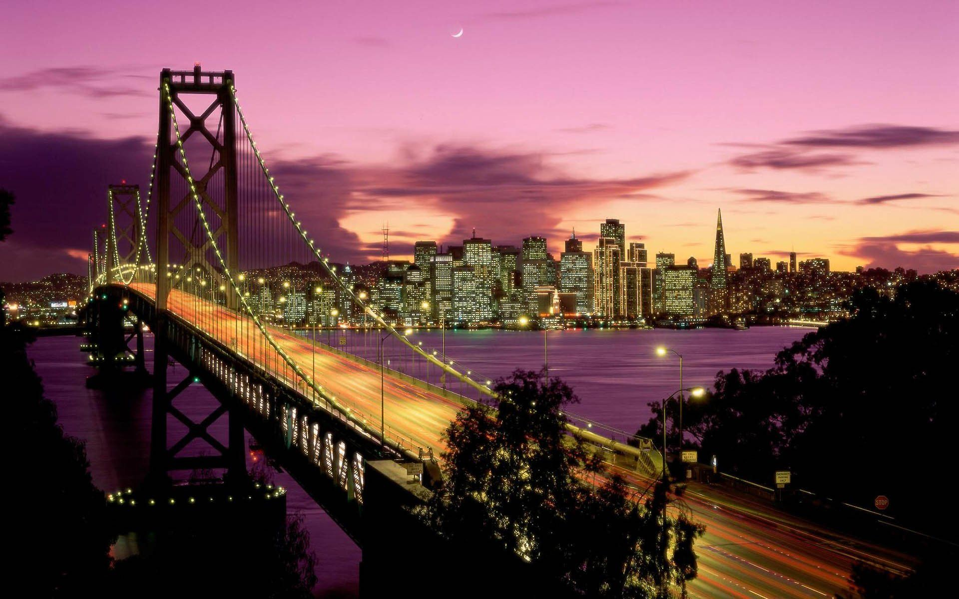 Cool San Francisco Wallpaper