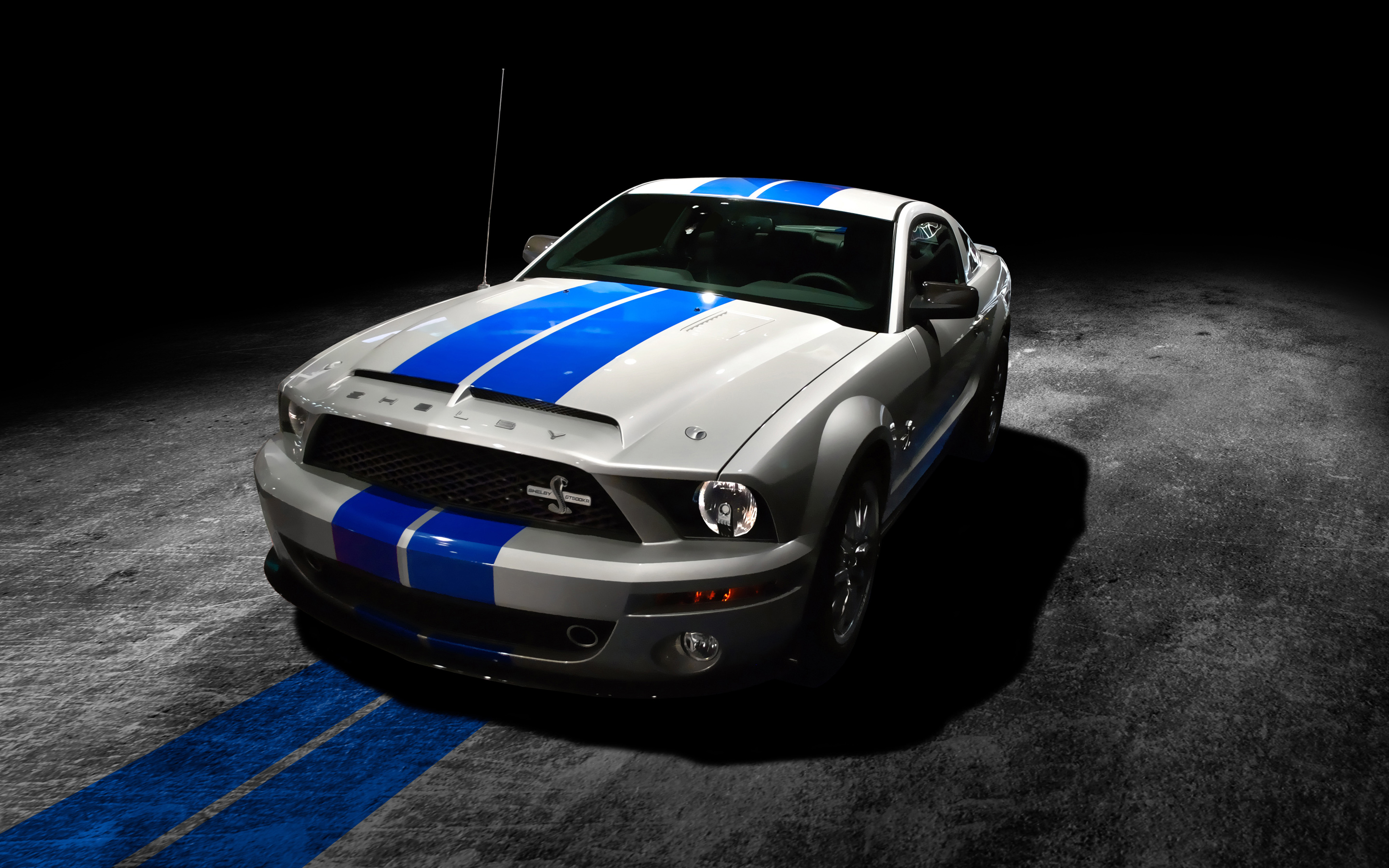 Cool Shelby GT500 Wallpaper