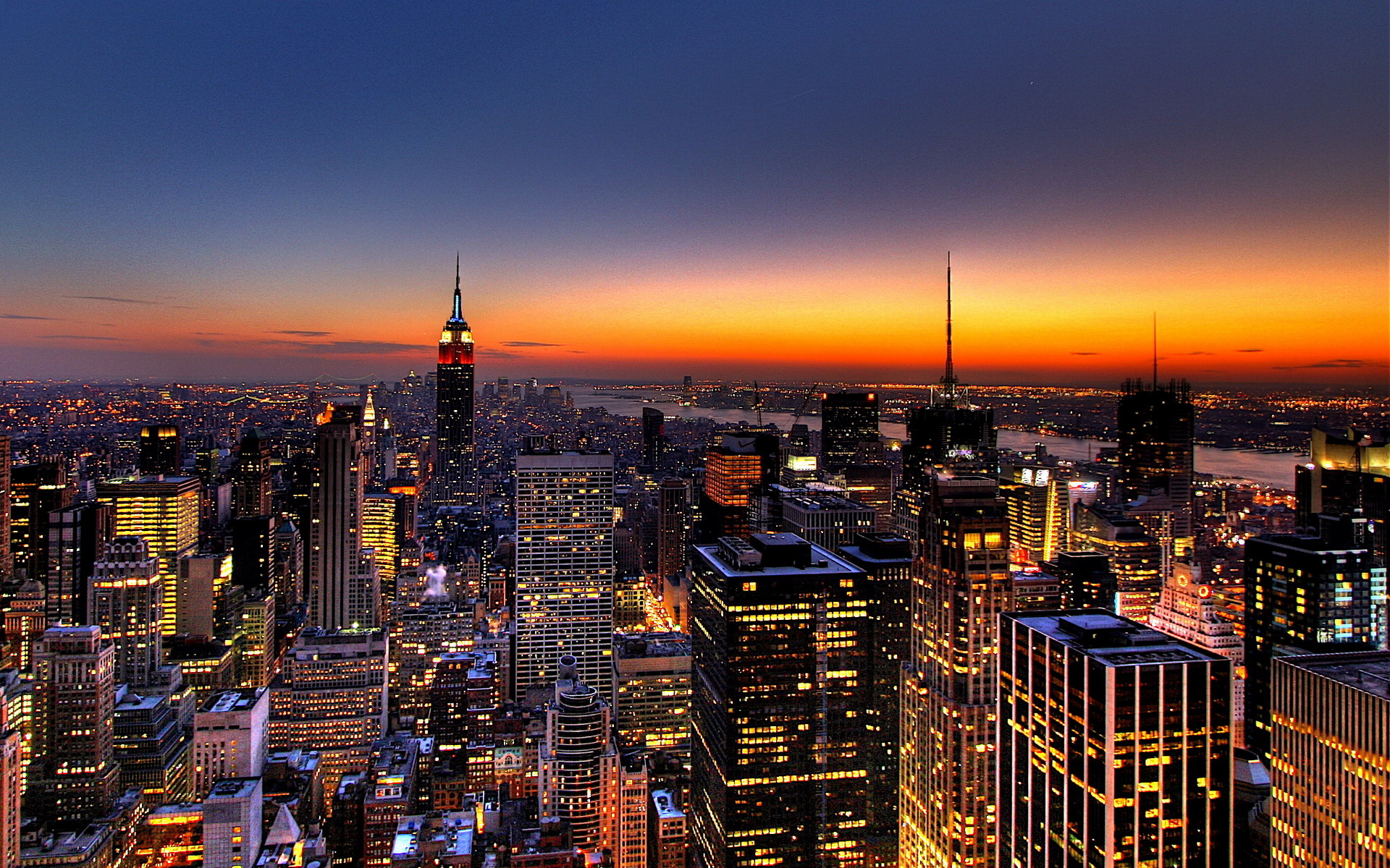 Cool Skyline Wallpaper 29337 1920x1080 px