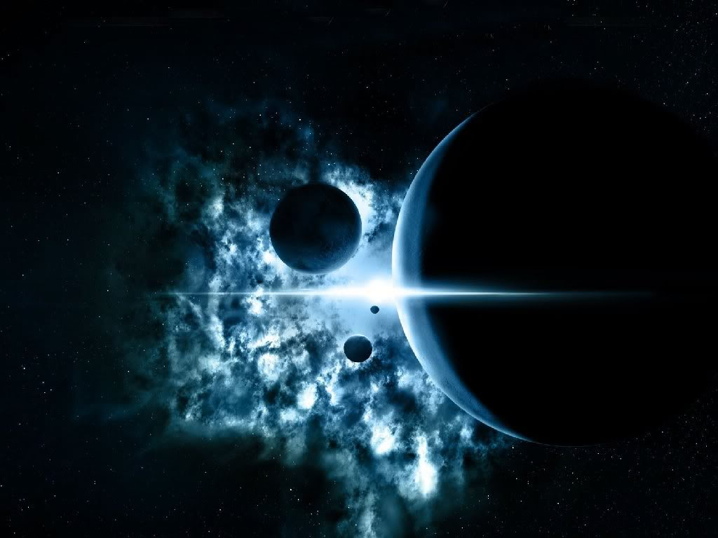 Cool Space Wallpaper