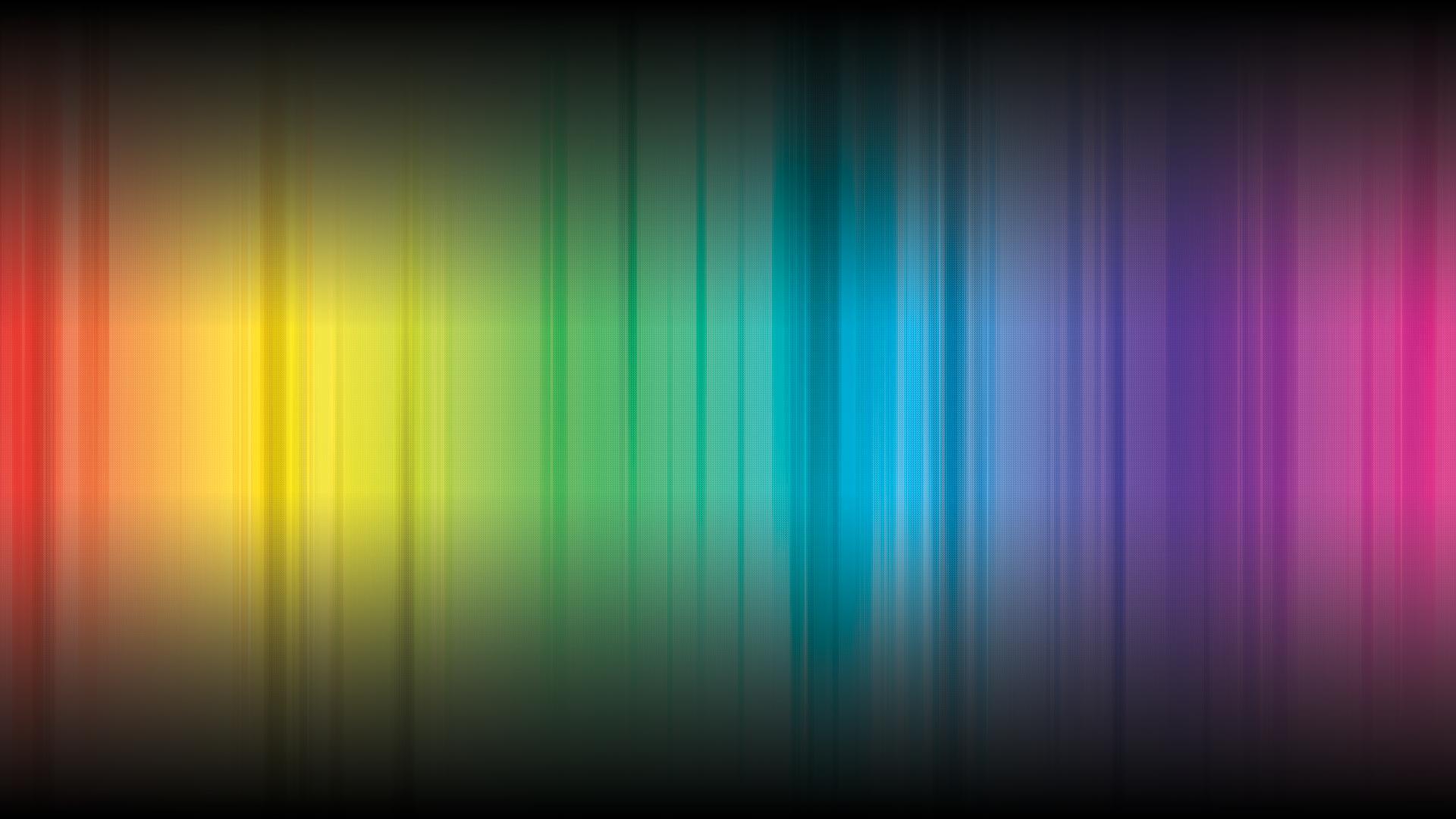 Cool Spectrum Wallpaper 16299