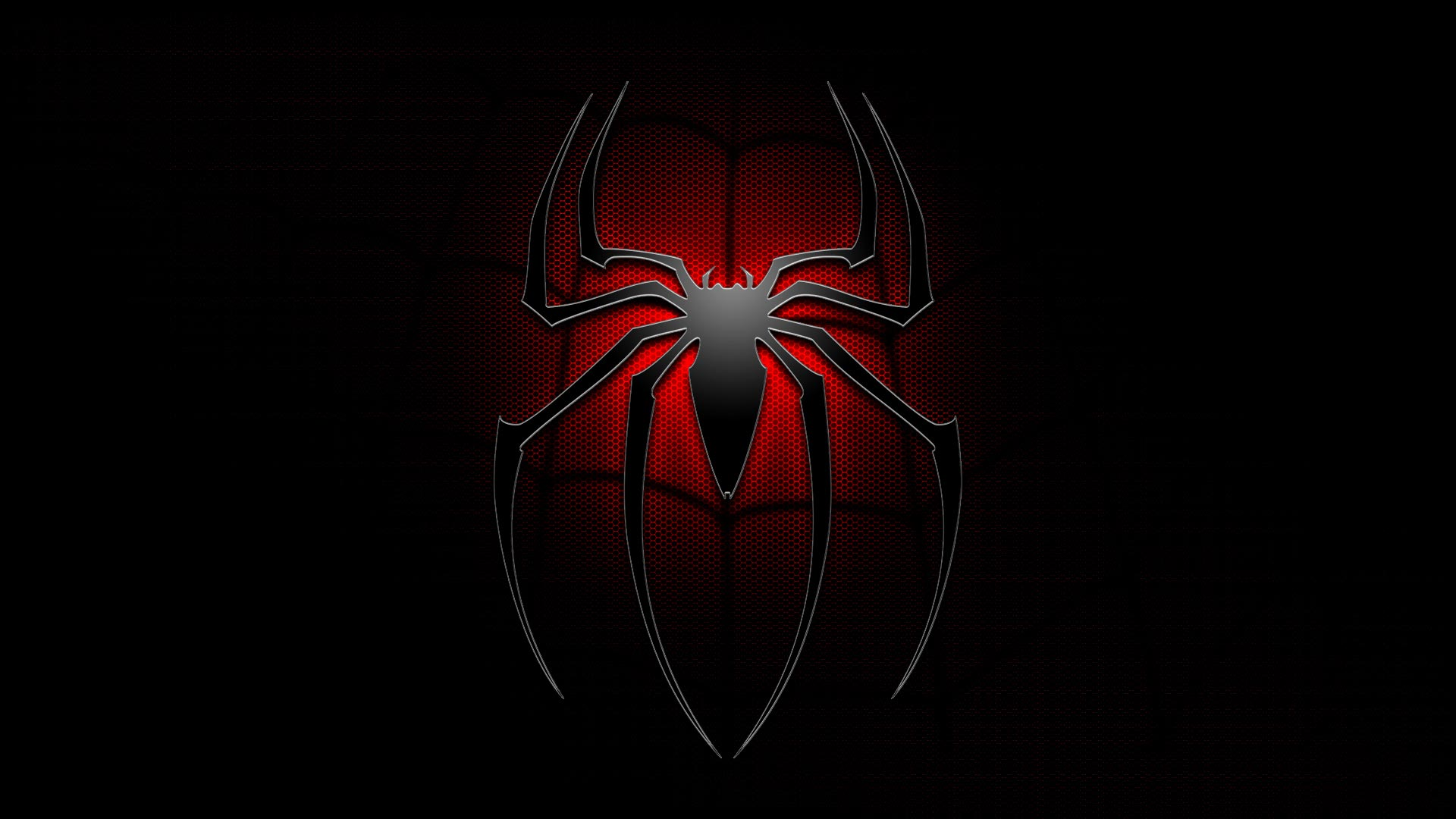 Cool Spiderman Logo wallpaper | 1920x1080 | #27645