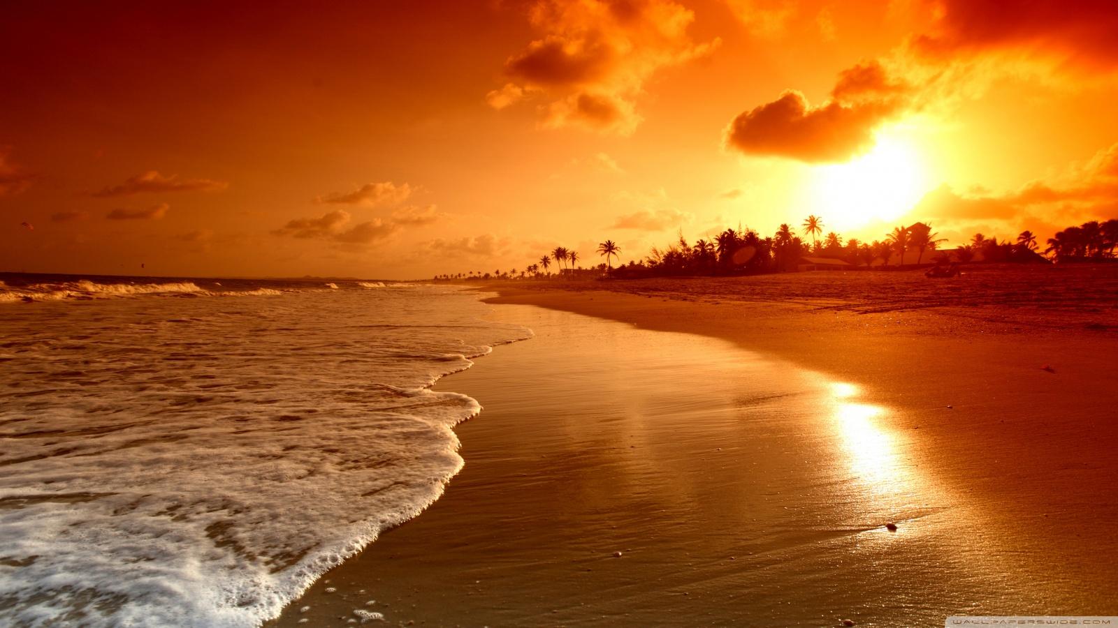 Cool Sunrise Wallpaper
