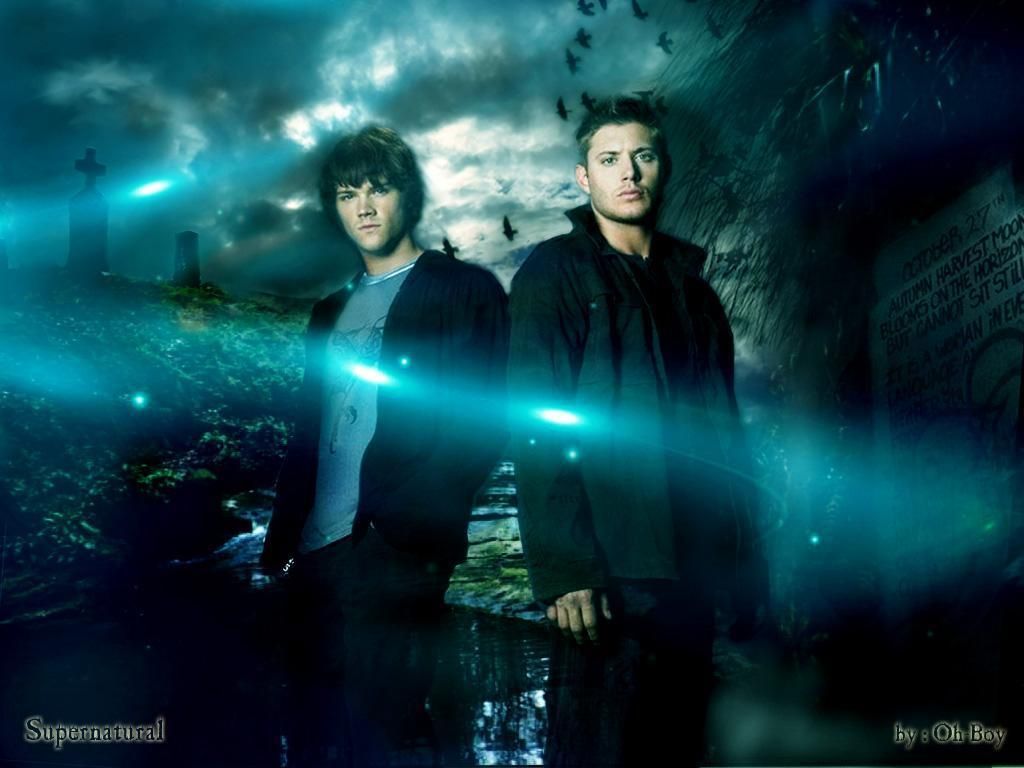 Cool Supernatural Wallpaper