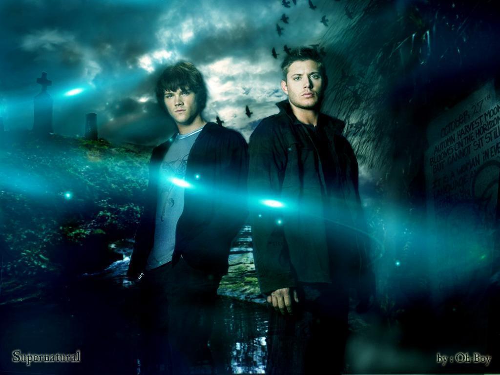 Cool Supernatural Wallpaper