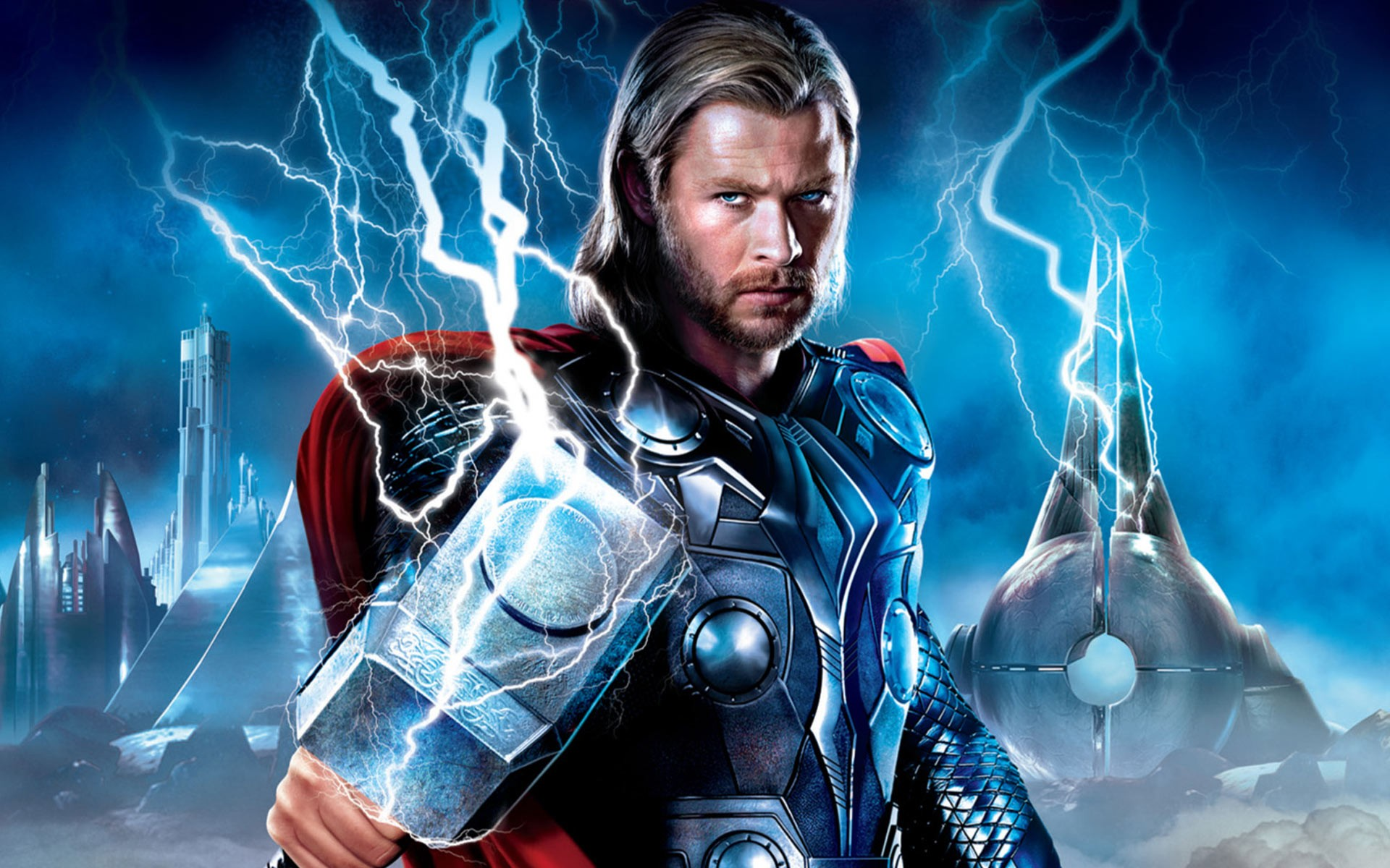 Cool Thor Wallpaper