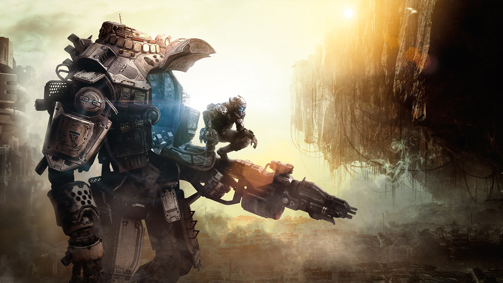 HD Wallpaper | Background ID:418993. 1920x1080 Video Game Titanfall