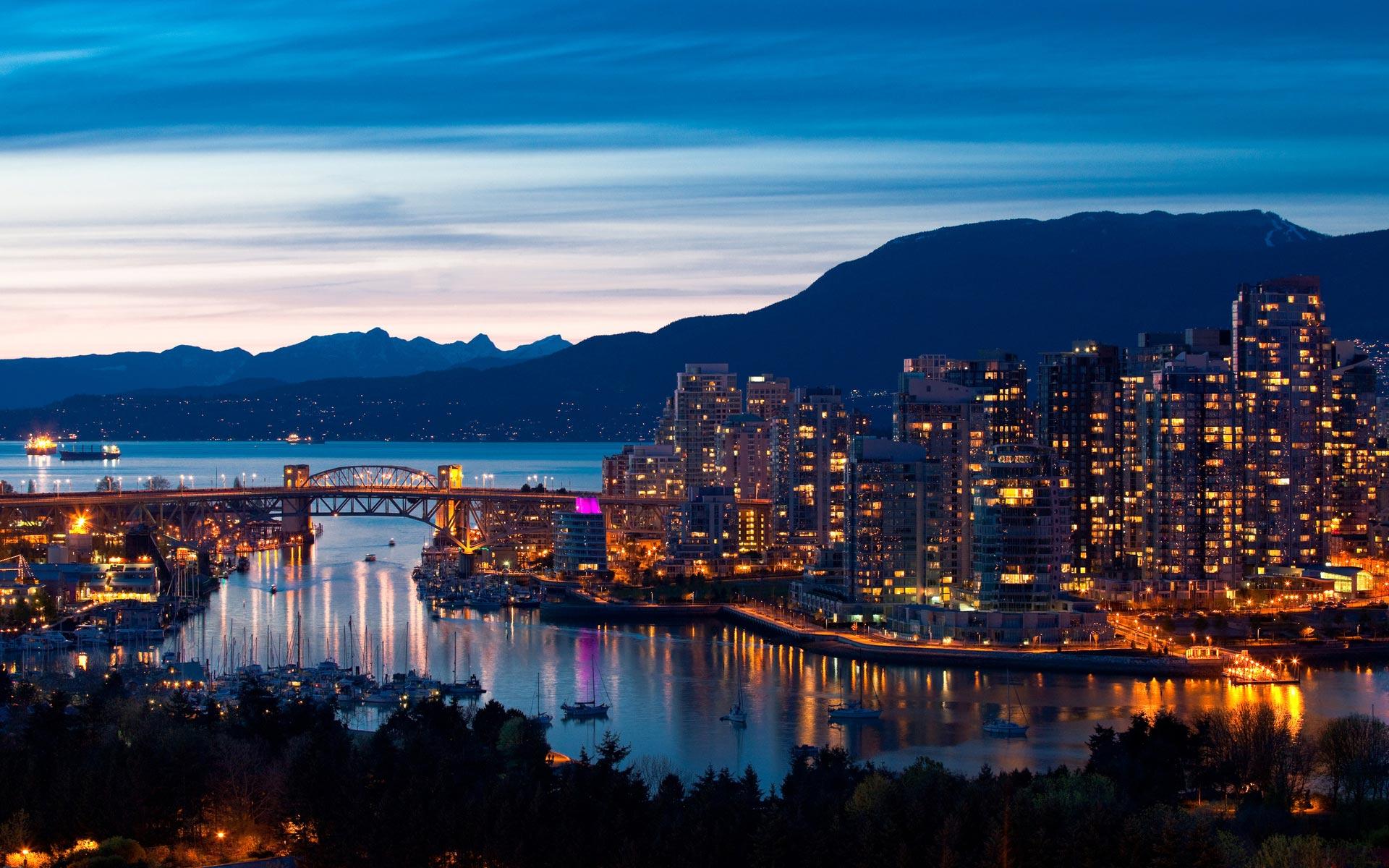 ... Vancouver Wallpaper ...