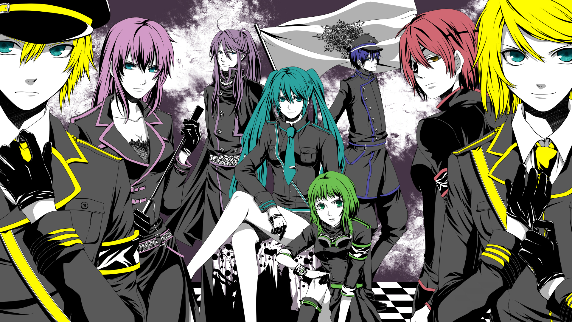 Cool Vocaloid Wallpaper