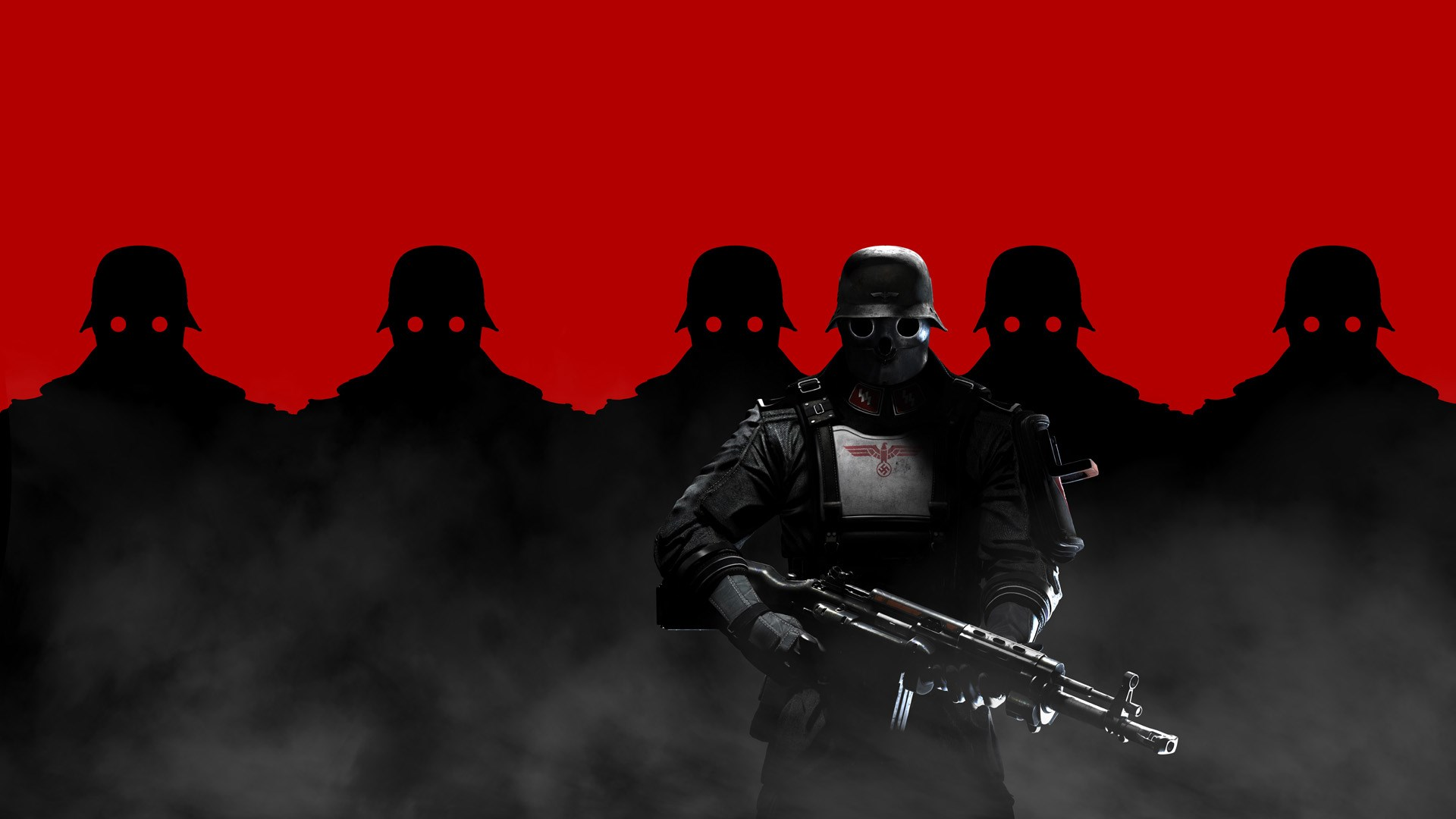 wolfenstein the new order game poster