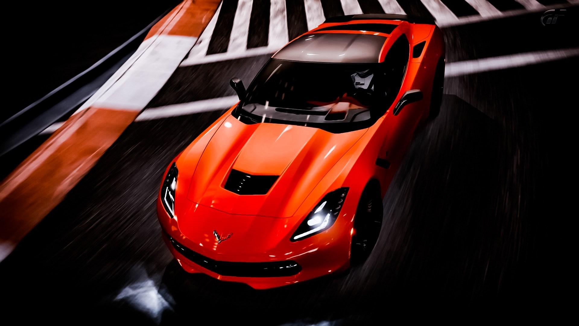 Corvette Gran Turismo 5 Game
