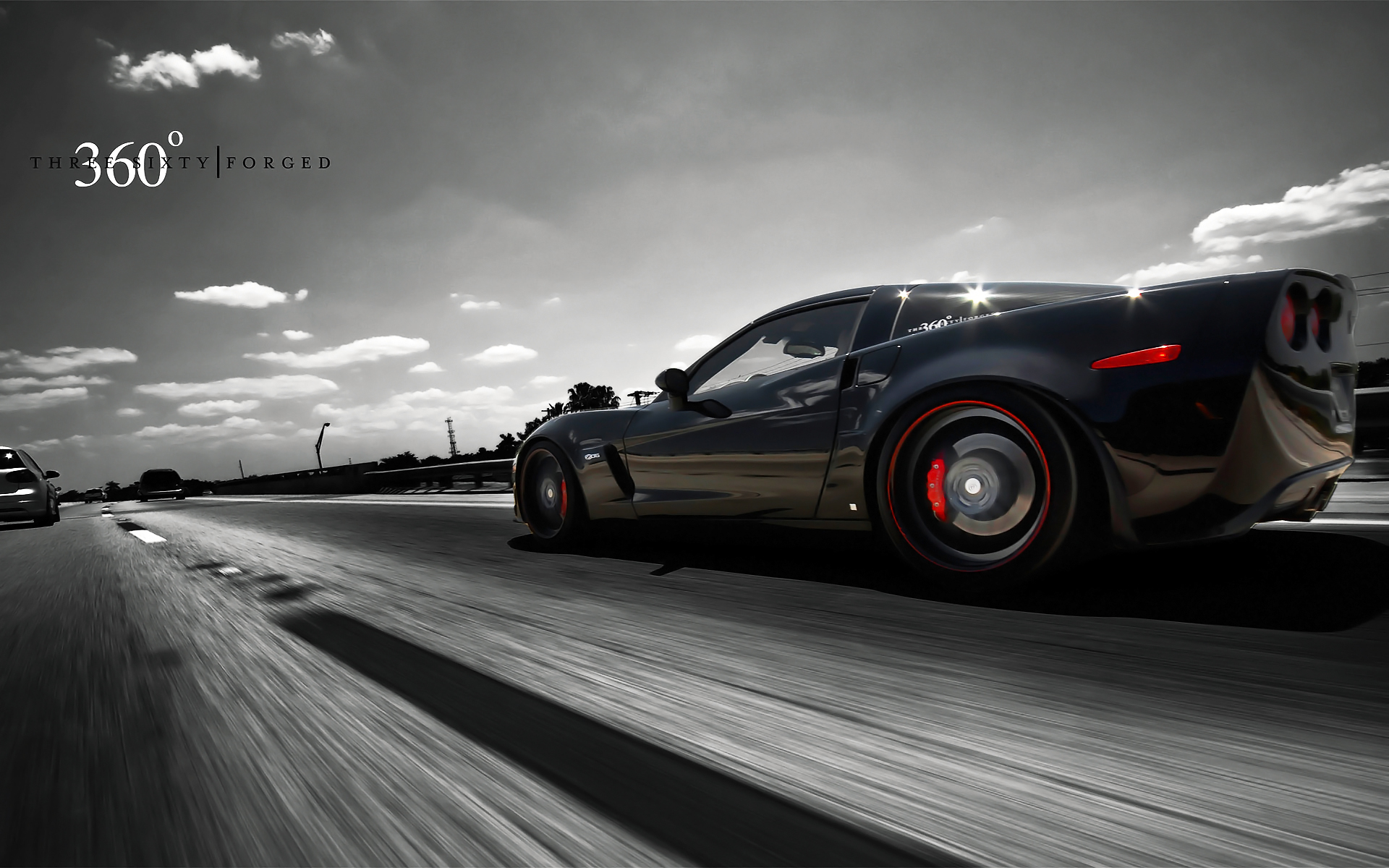 Corvette HD Wallpaper
