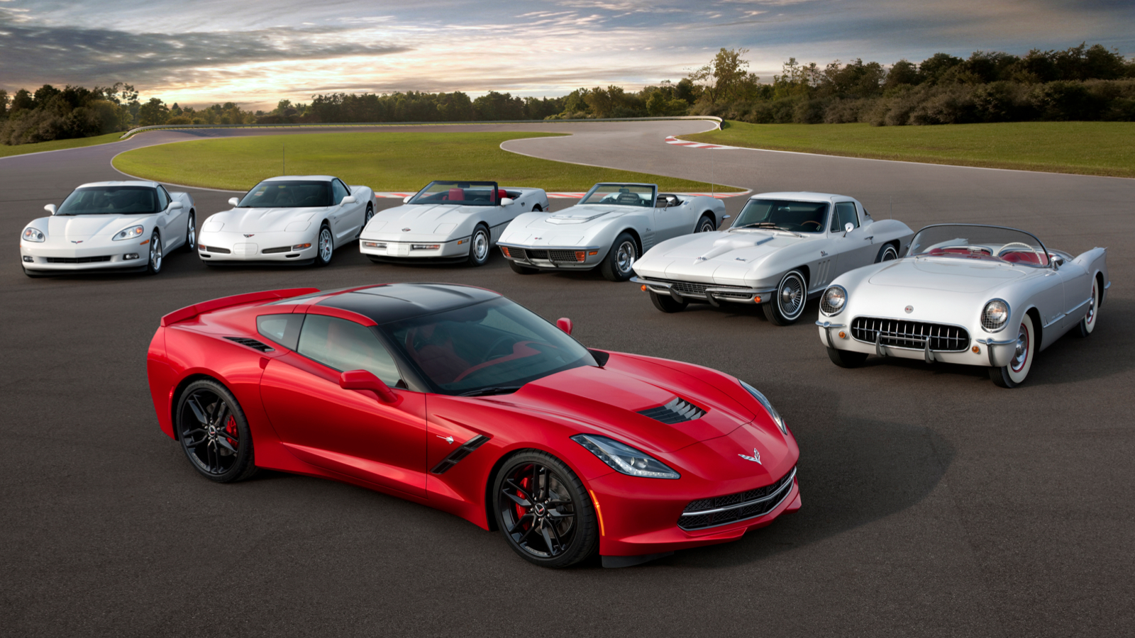 The New Corvette Stingray: Everything You Need To Know