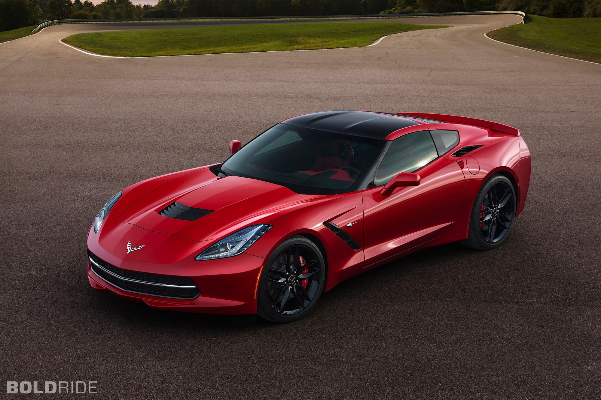 2014 Chevrolet Corvette Stingray 1600 x 1200