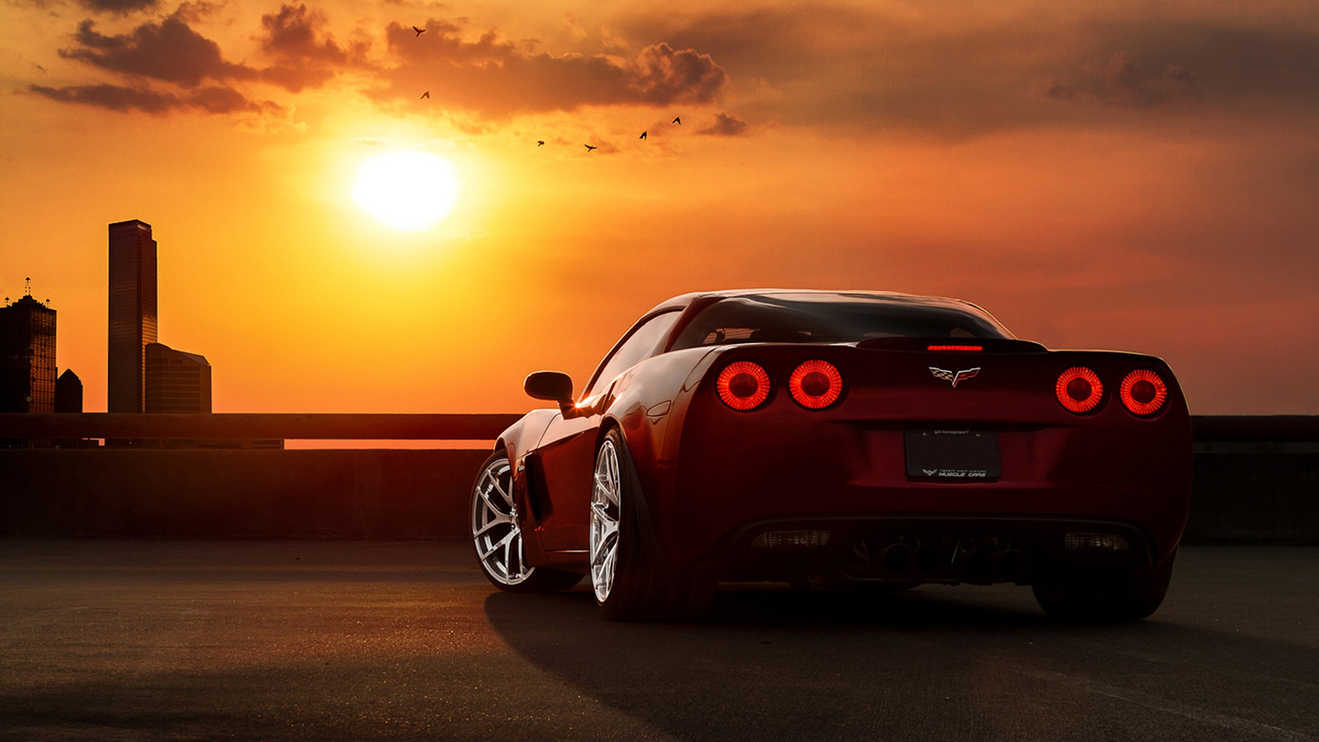 corvette wallpaper 1 Cool Backgrounds