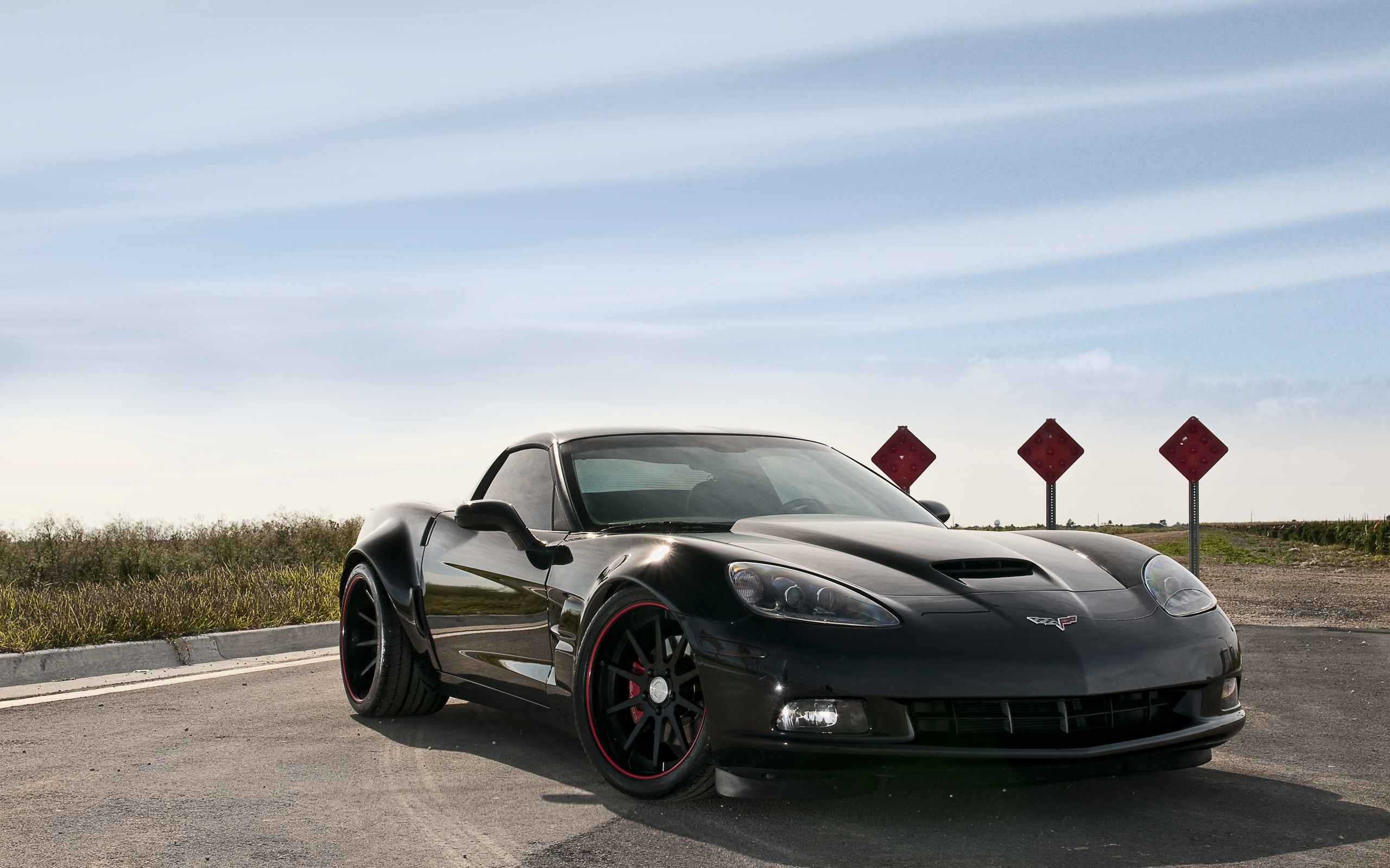 Corvette wallpaper 2560x1600 75839