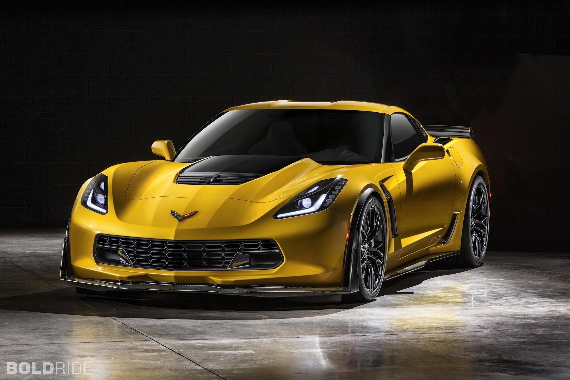 2015 Chevrolet Corvette Z06 1280 x 1080