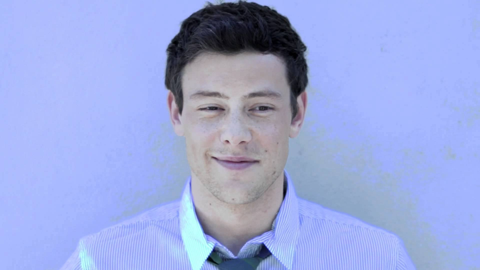 ... Cory Monteith Wallpaper ...
