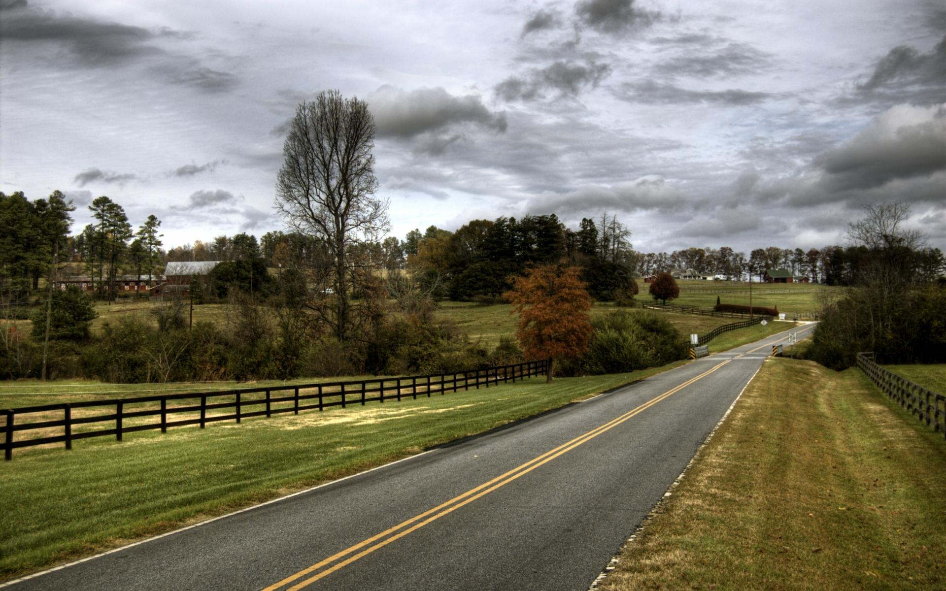 A Glimpse of What Privatized Roads Could Look Like » country roads