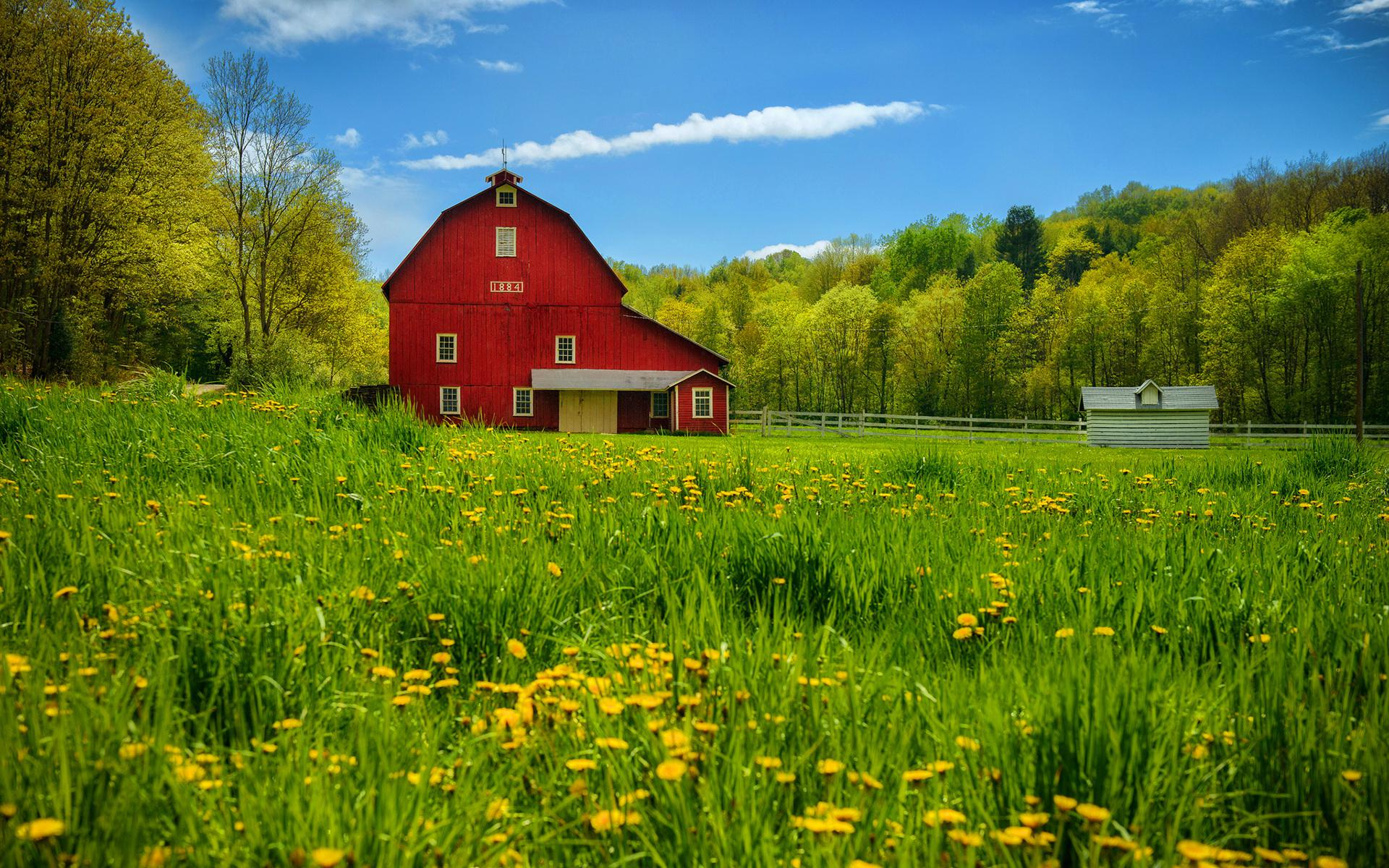 Swallow together with Top Six Exterior Siding Options furthermore Red Barn furthermore Rustic Cottage With Red Trim Windows And Dark Wood Rustic Siding also Farms Agriculture. on red barn farm