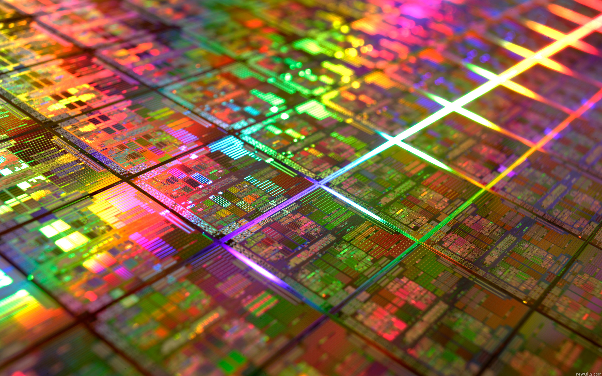 Cpu microchips