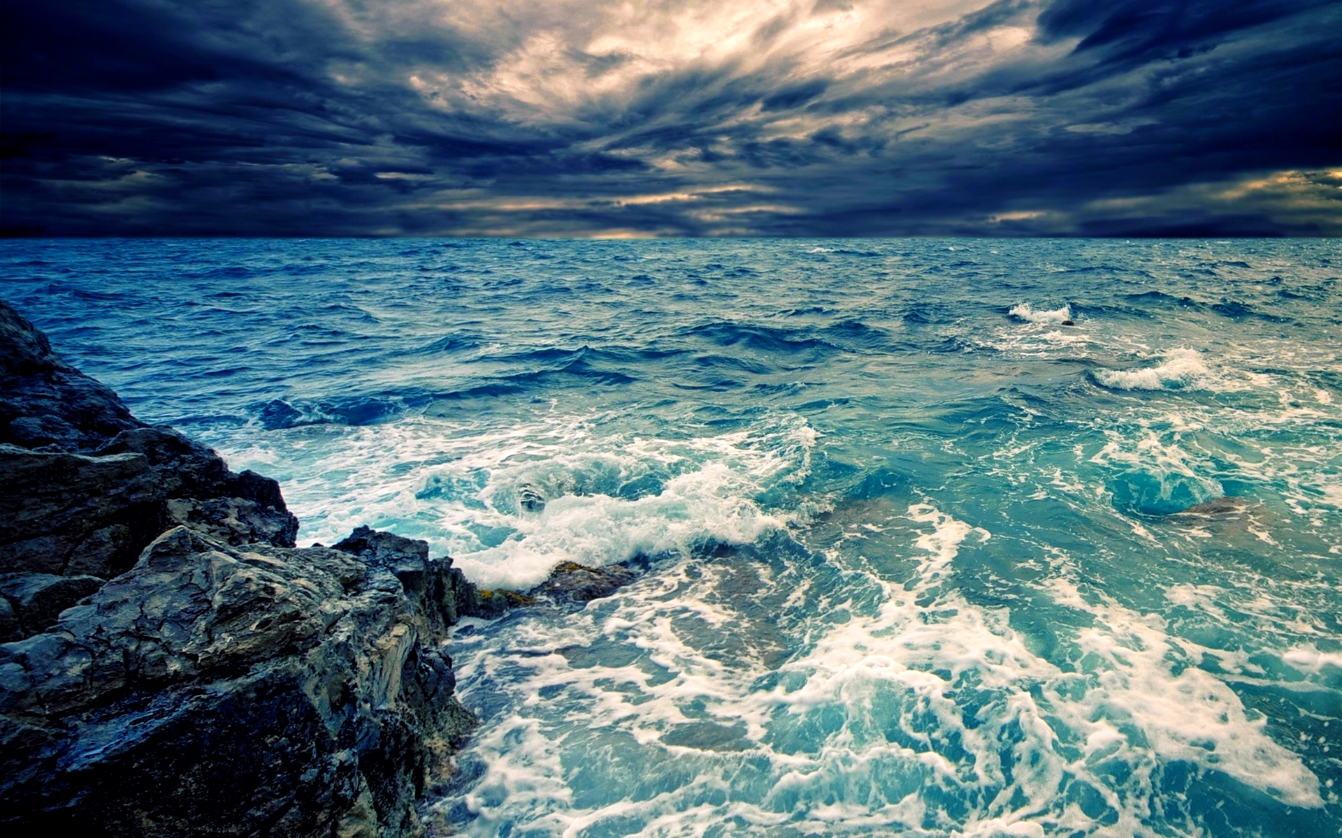 ... Waves Crashing Desktop Wallpapers-5 ...