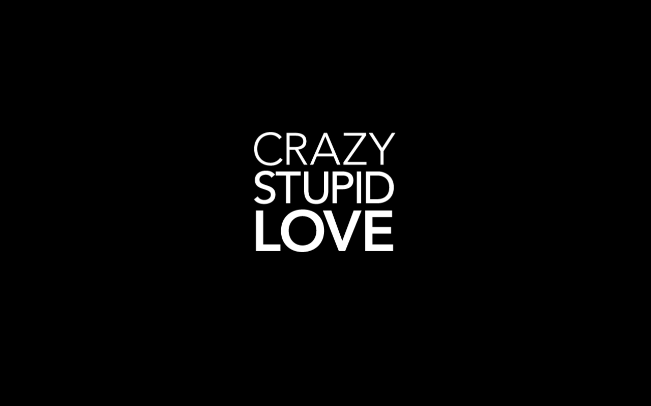 ... Love Crazy, Stupid, Love wallpaper