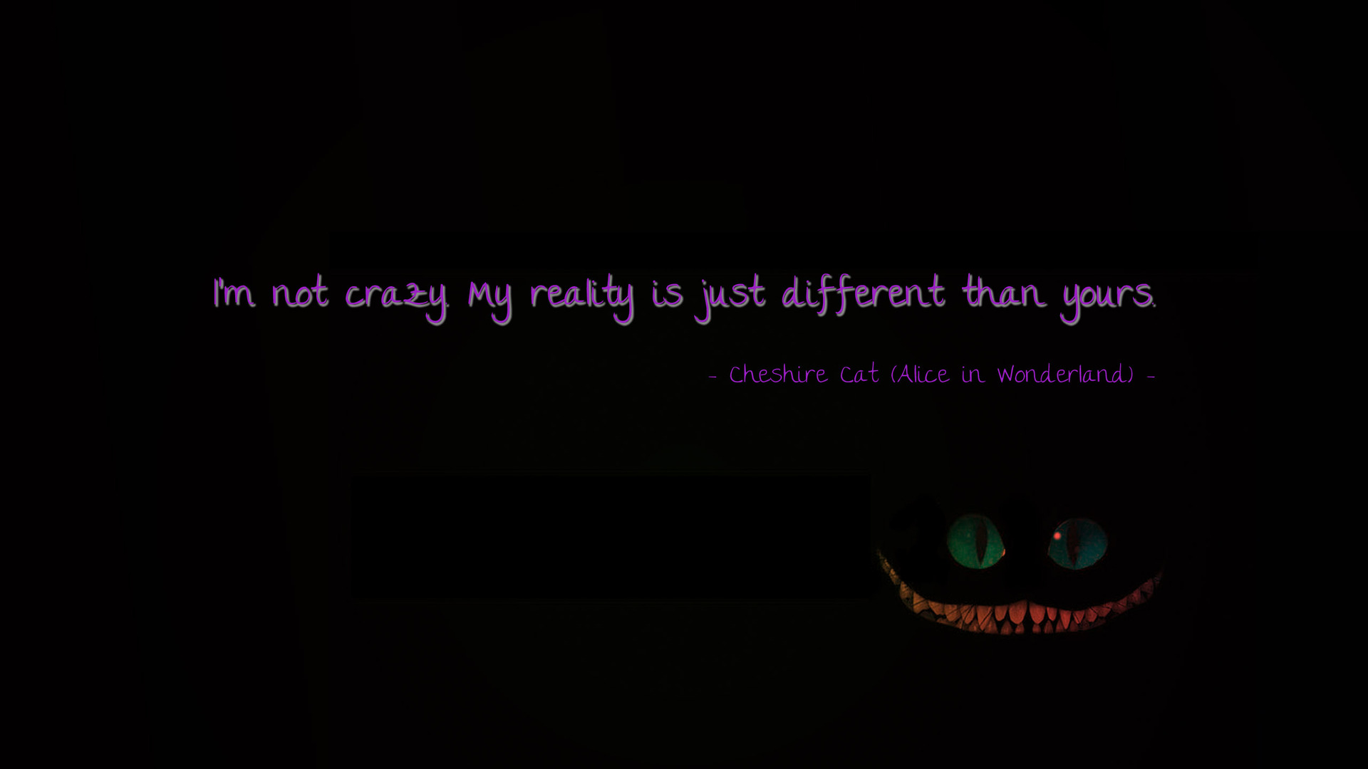 I039m Not Crazy HD wallpapers
