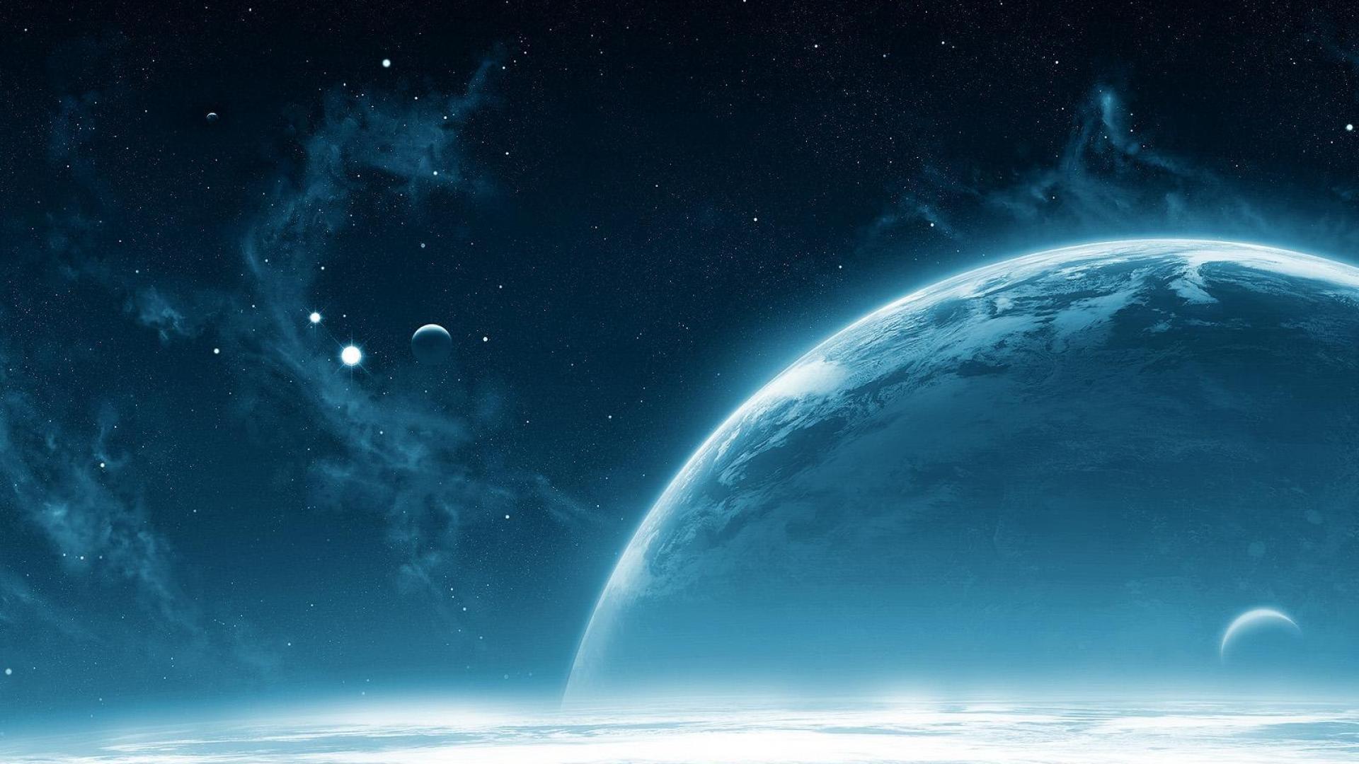Planet Crazy Nature Space Hd Wallpaper Hq Desktop 1920x1080px