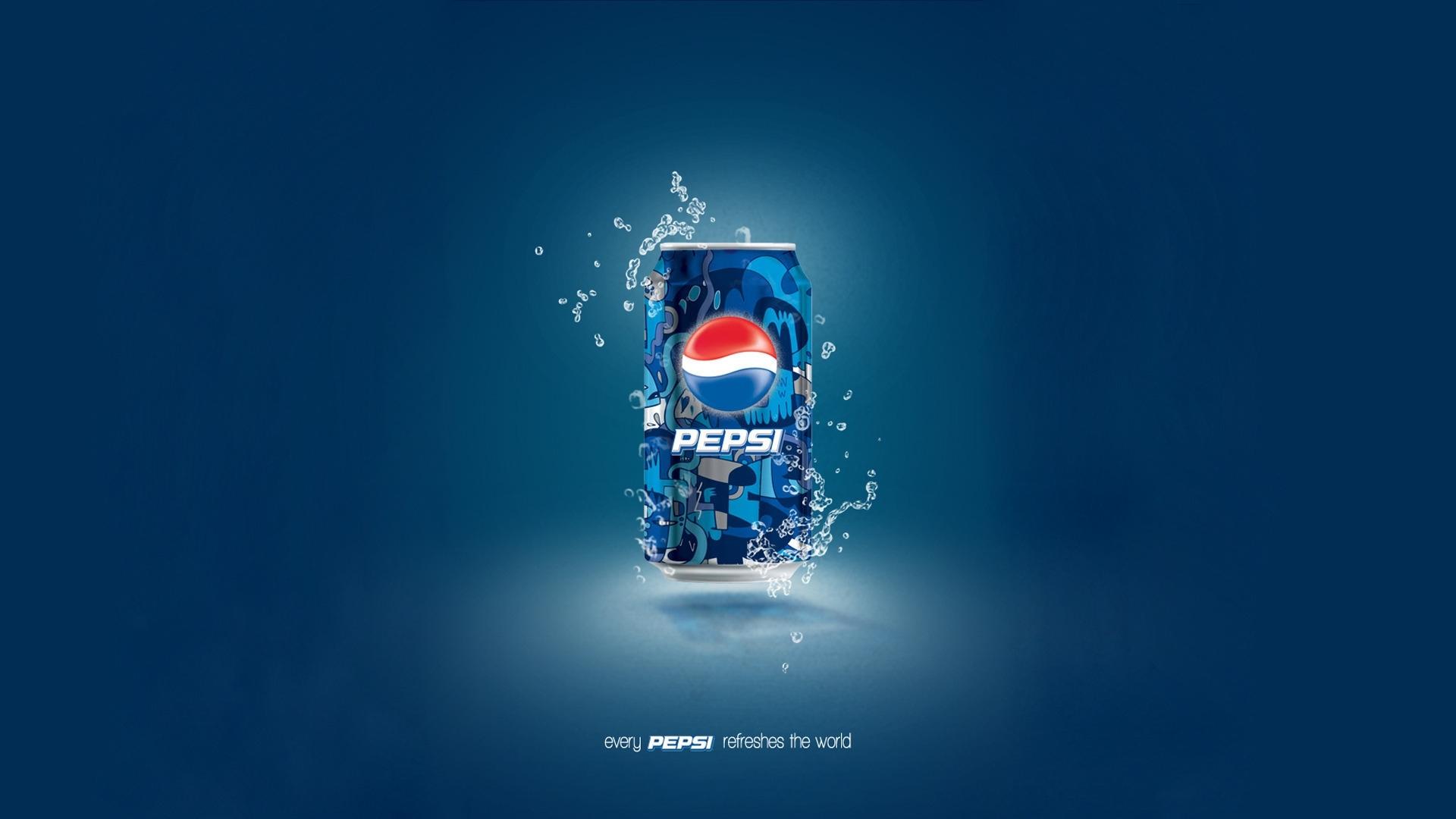Pepsi Creative Wallpaper