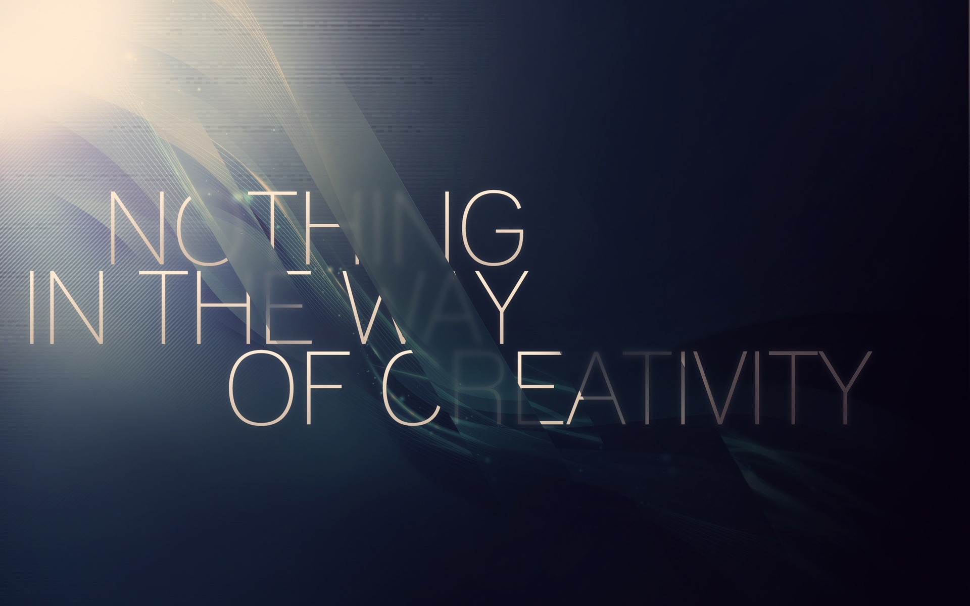 ... Creativity Wallpaper ...