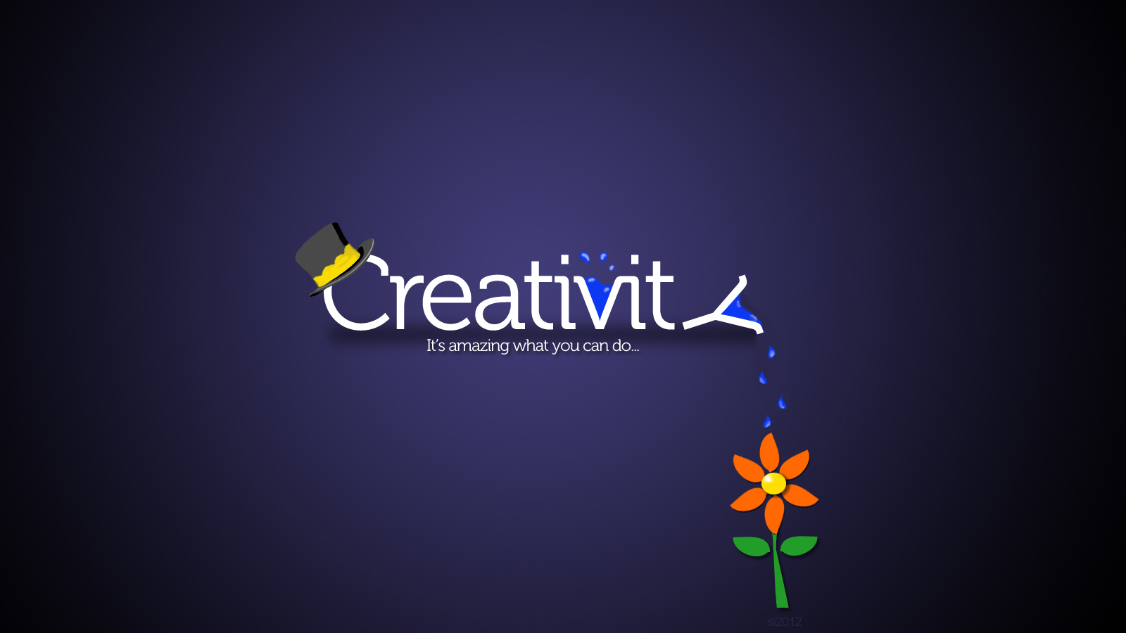 Creativity Wallpaper