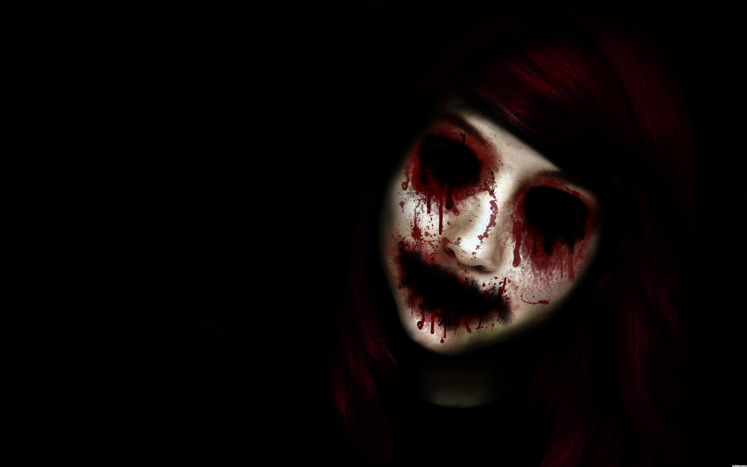 Creepy Res: 2560x1600 / Size:655kb. Views: 311443. More Wallpapers (general) wallpapers