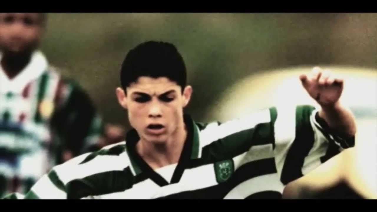 Cristiano Ronaldo's Development in Sporting