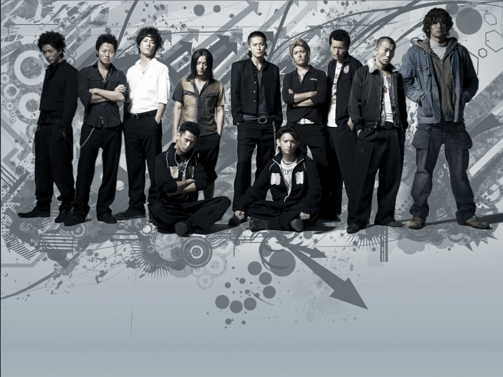 Crows Zero Wallpaper