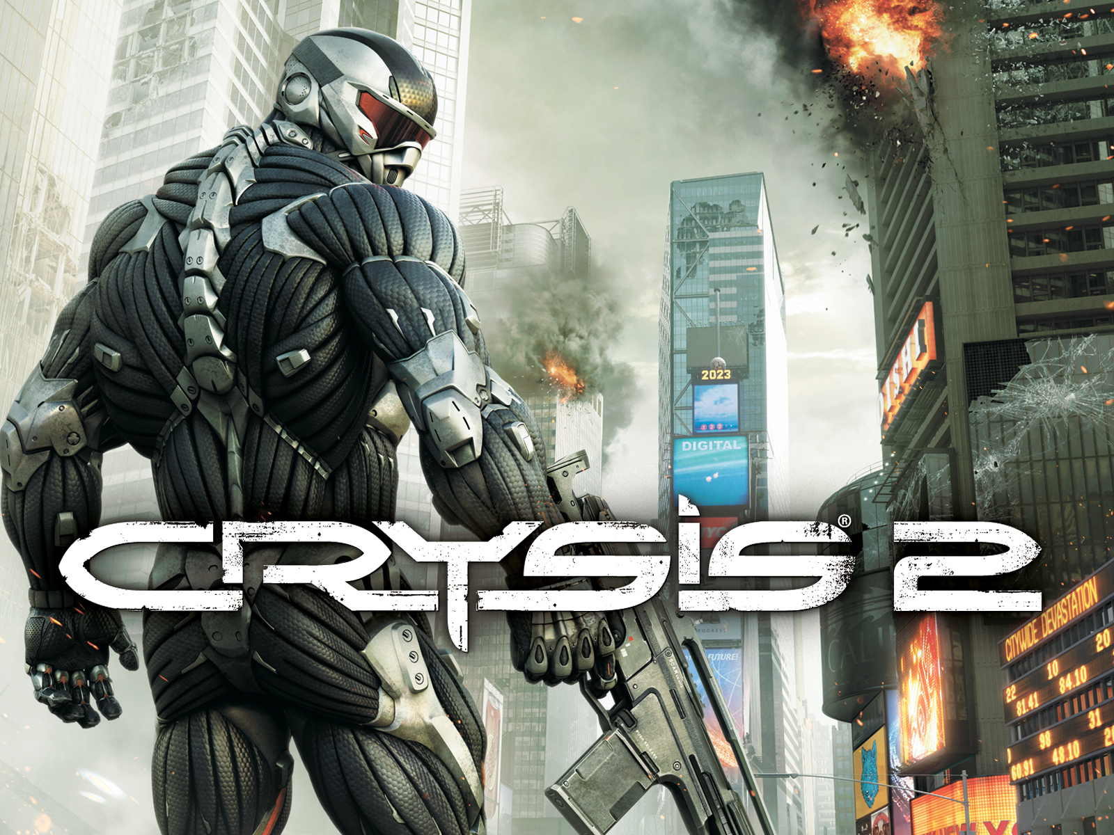 Crysis 2 Wallpaper