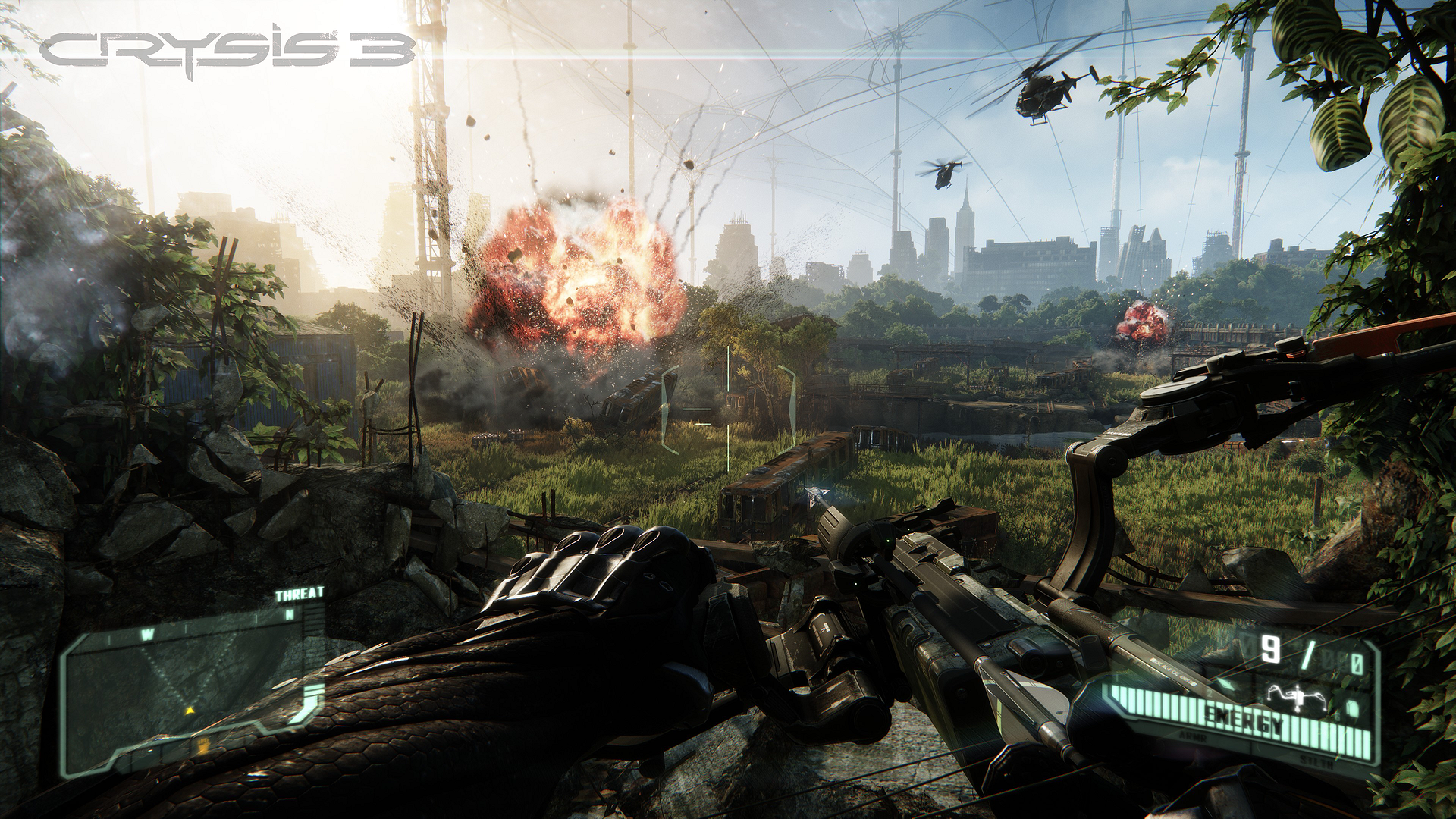 Crysis 3 Pictures