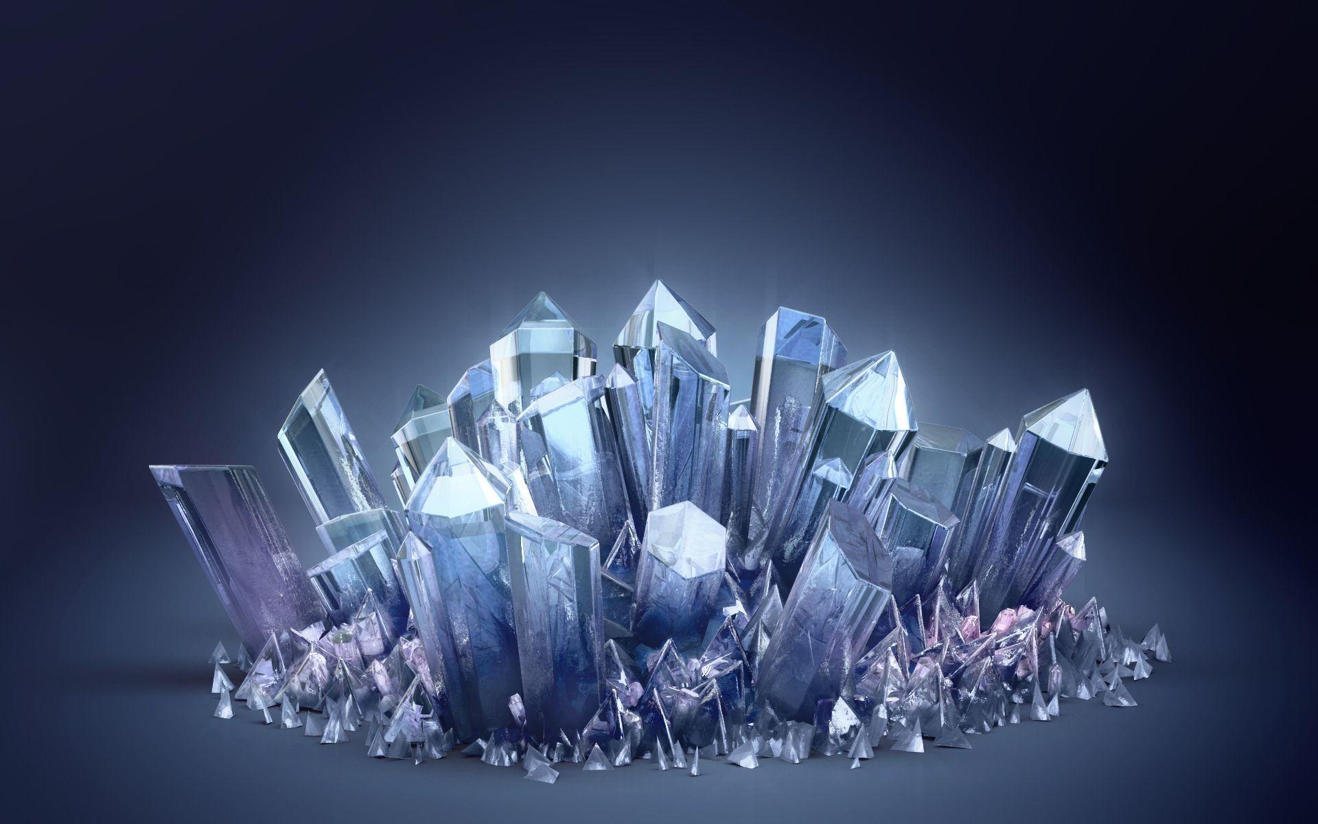 Human-Crystal Alchemy